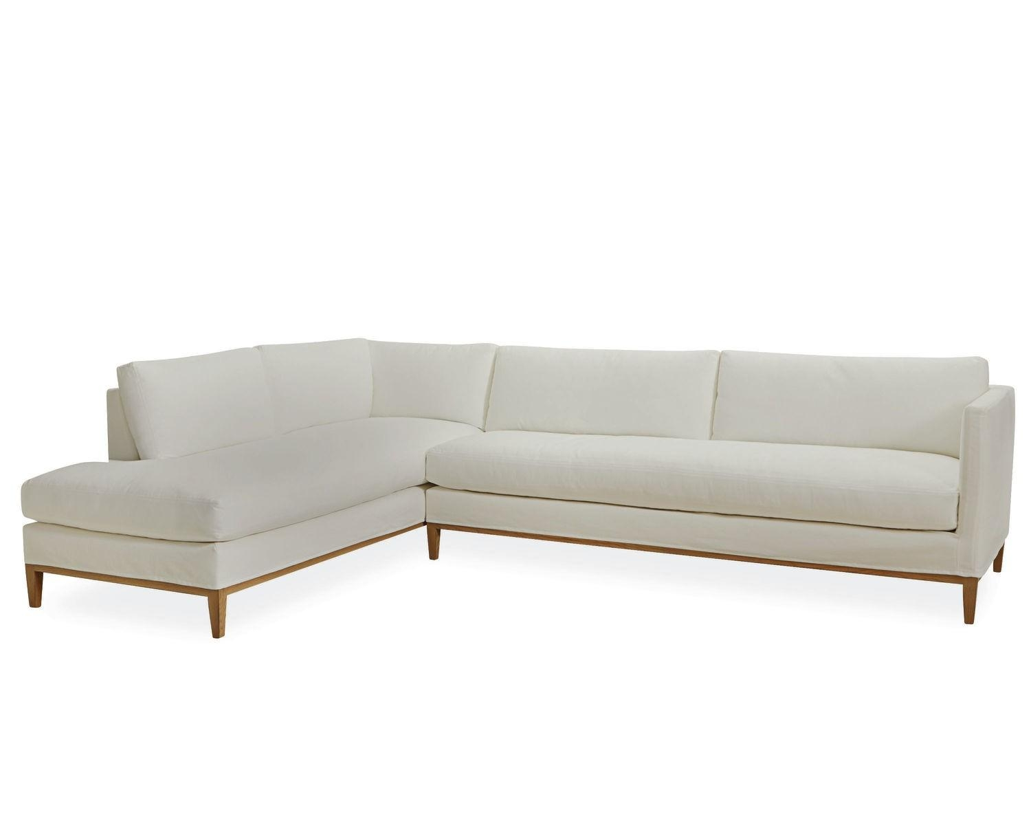 American Furniture | Palm Springs Chaise Sectional | Lee Industries With Lee Industries Sectional Sofa (Image 7 of 20)