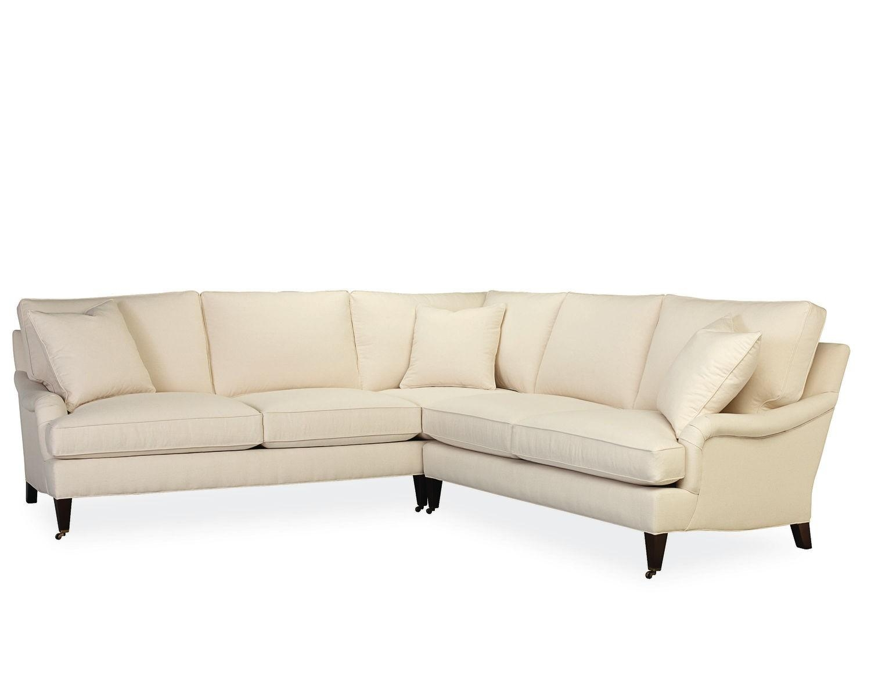American Furniture | Savannah L Sectional | Lee Industries Regarding Lee Industries Sectional Sofa (Image 10 of 20)
