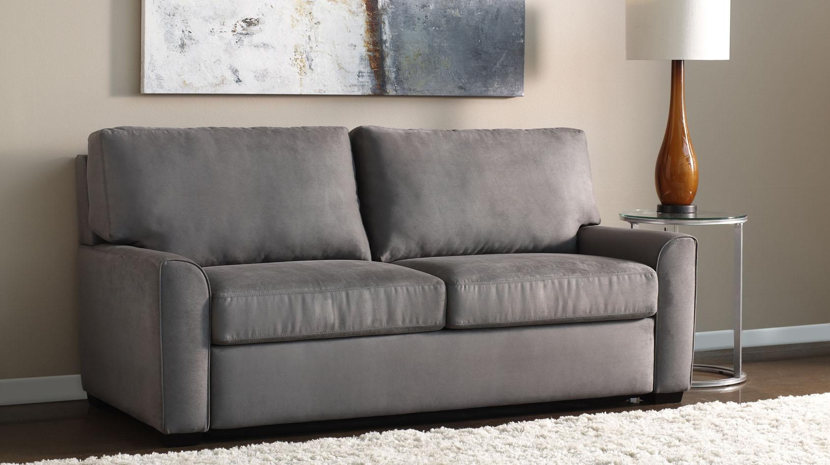American Leather Ashton Comfort Sleeper | Living Room Sofas For Ashton Sofas (View 20 of 20)