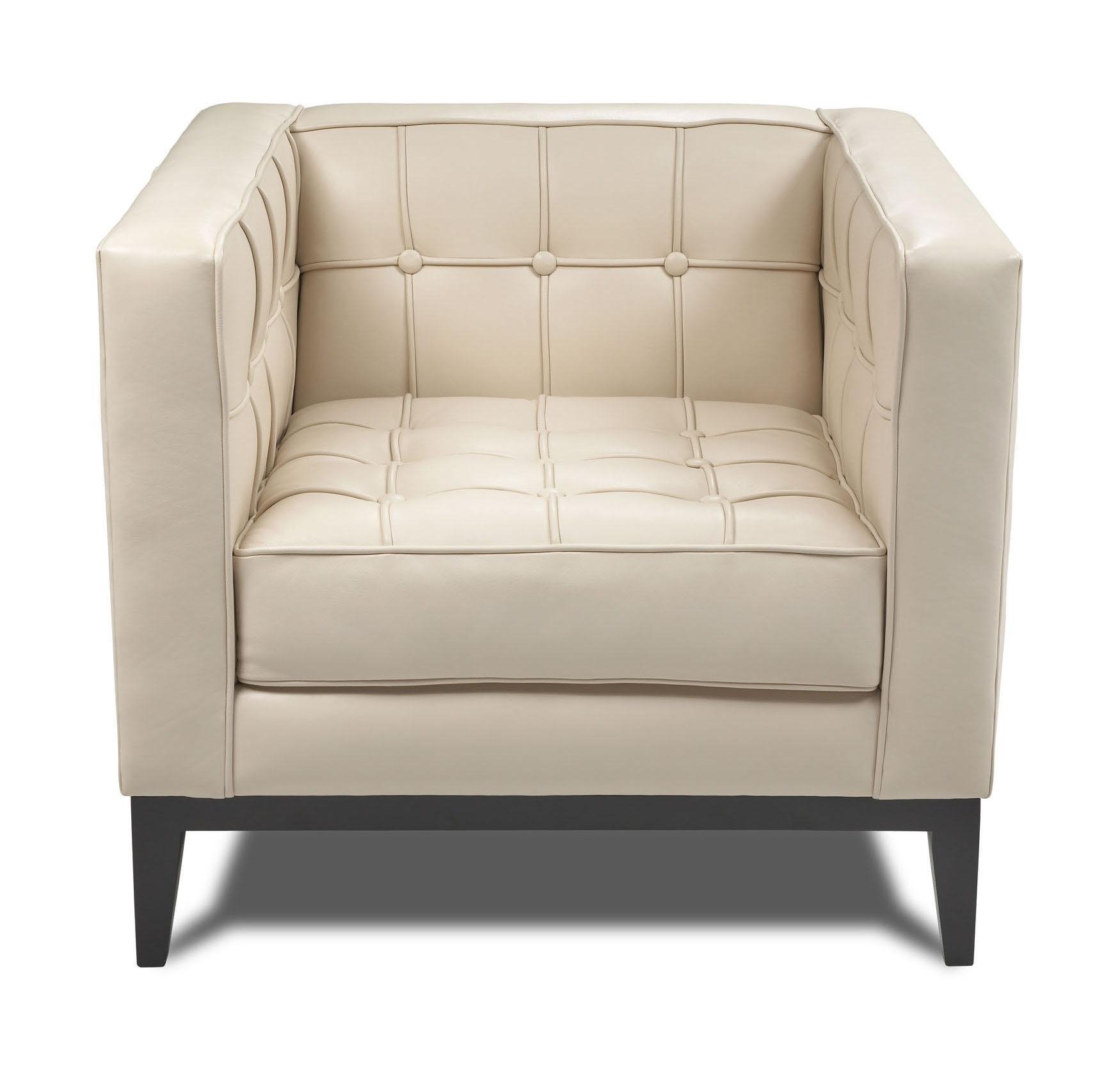 American Leather Luxe Sofa & Ottoman | Modern Design Regarding Luxe Sofas (Image 2 of 20)
