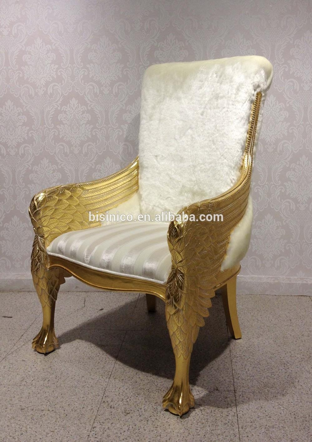 American Style Furniture Sofa Chair,antique Luxury Real Leather With Regard To Single Seat Sofa Chairs (Image 2 of 20)
