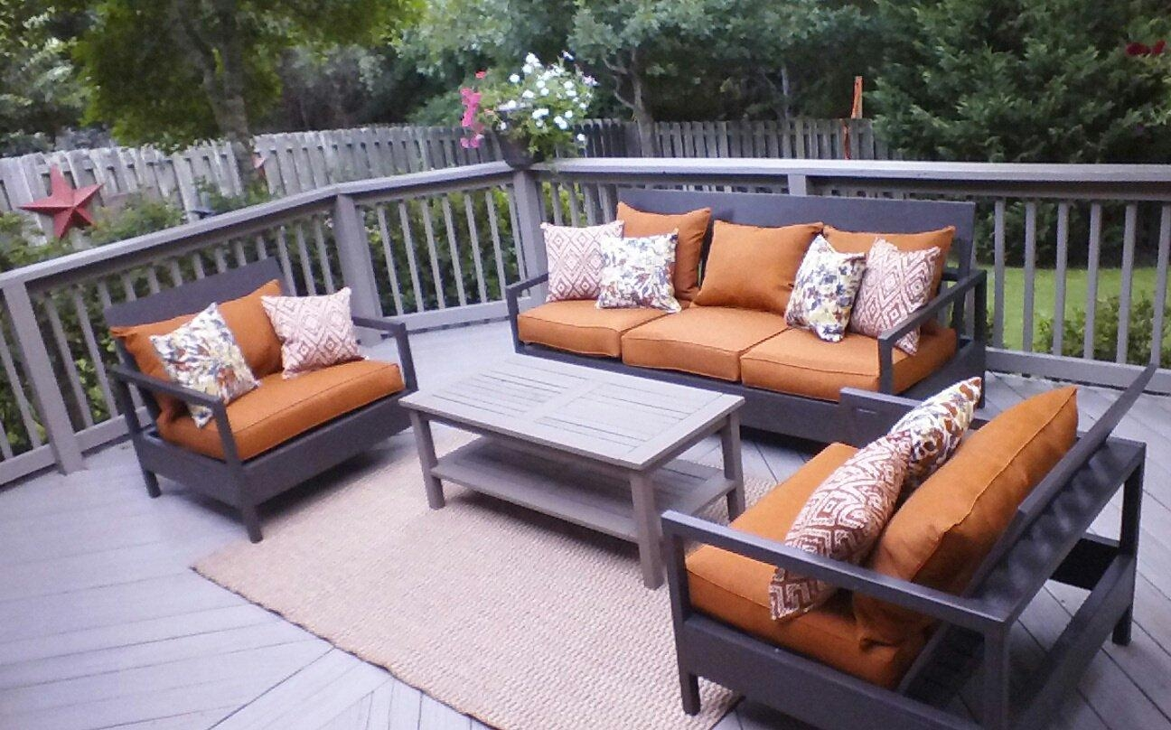 Ana White | Outdoor Patio Furniture – Diy Projects For Ana White Outdoor Sofas (View 4 of 20)