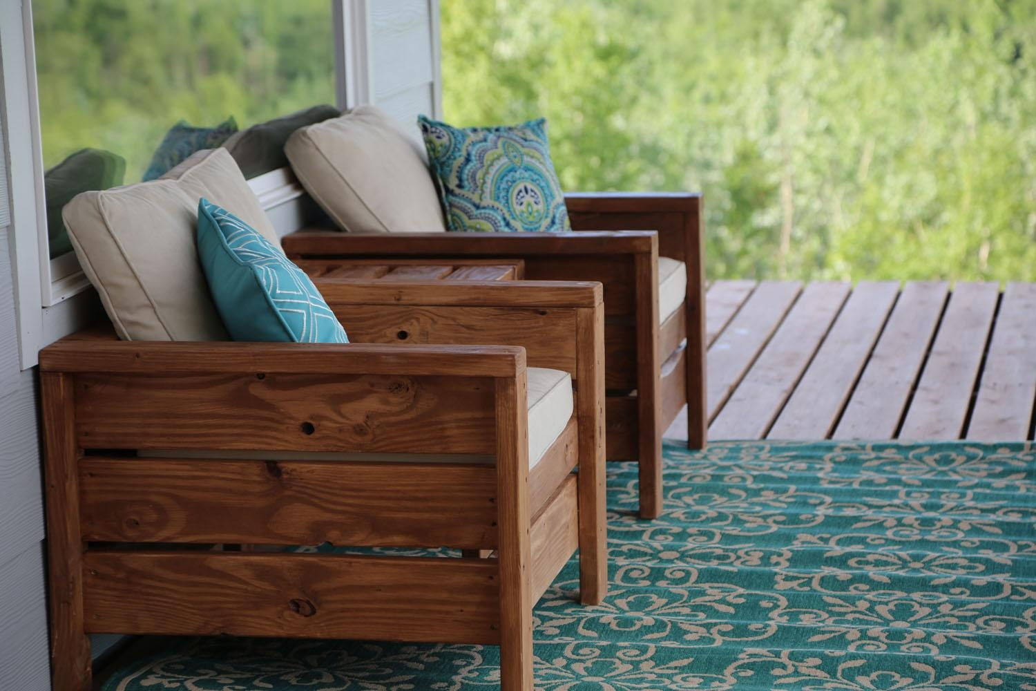 Ana White | Woodworking Projects Regarding Ana White Outdoor Sofas (View 16 of 20)