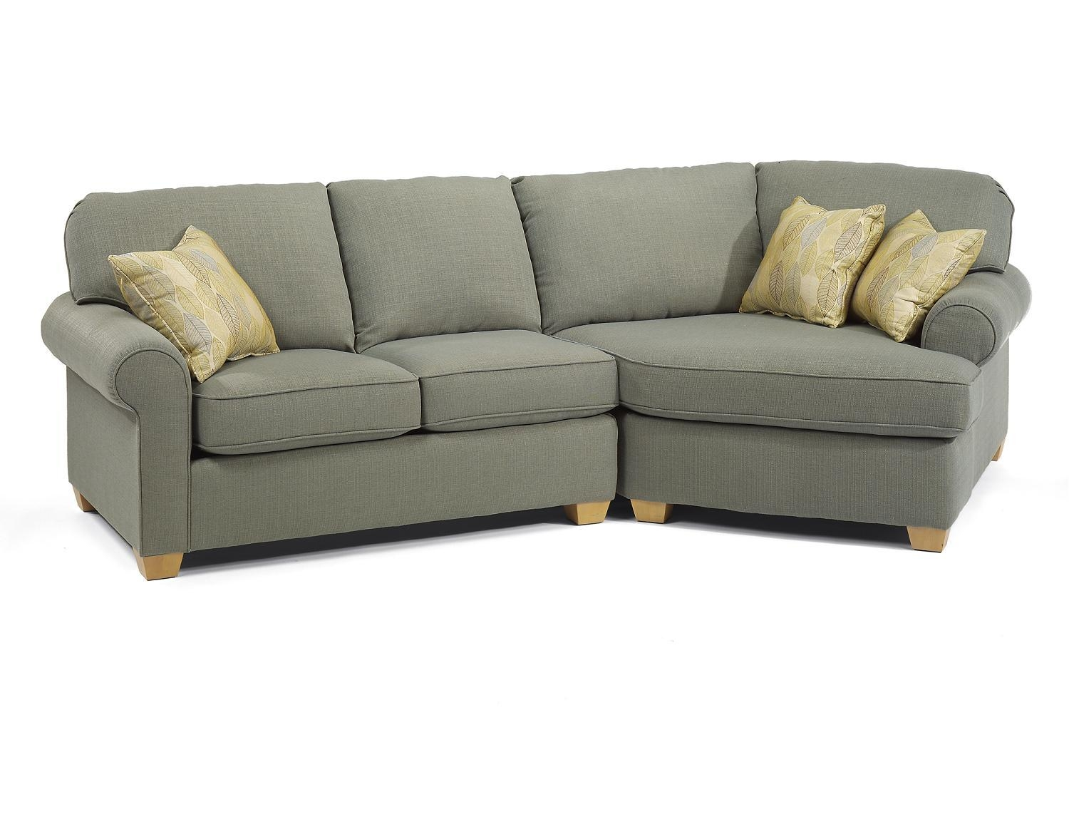 Featured Image of Angled Chaise Sofa
