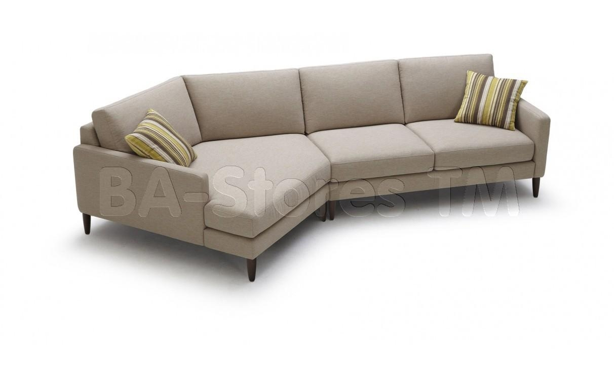 Angled Sectional Sofa Angled Sectional Sofa 4107 – Thesofa Within Angled Chaise Sofa (Image 6 of 20)