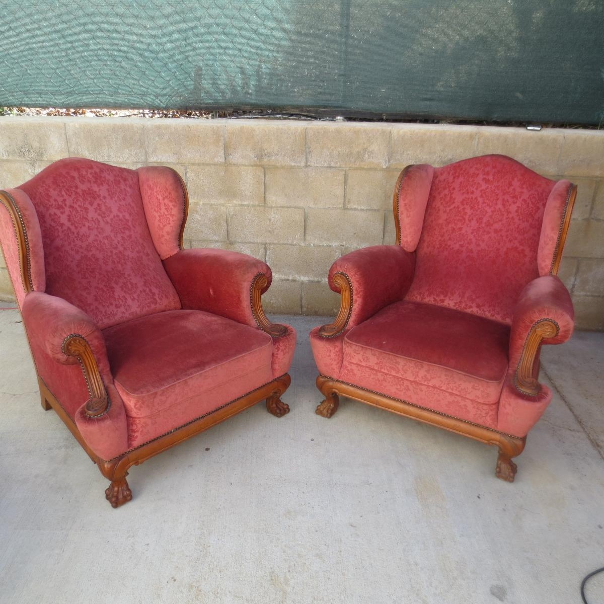 Antique Furniture, Antique Sofas, Antique Couches, Antique Living Regarding Antique Sofa Chairs (Image 2 of 20)
