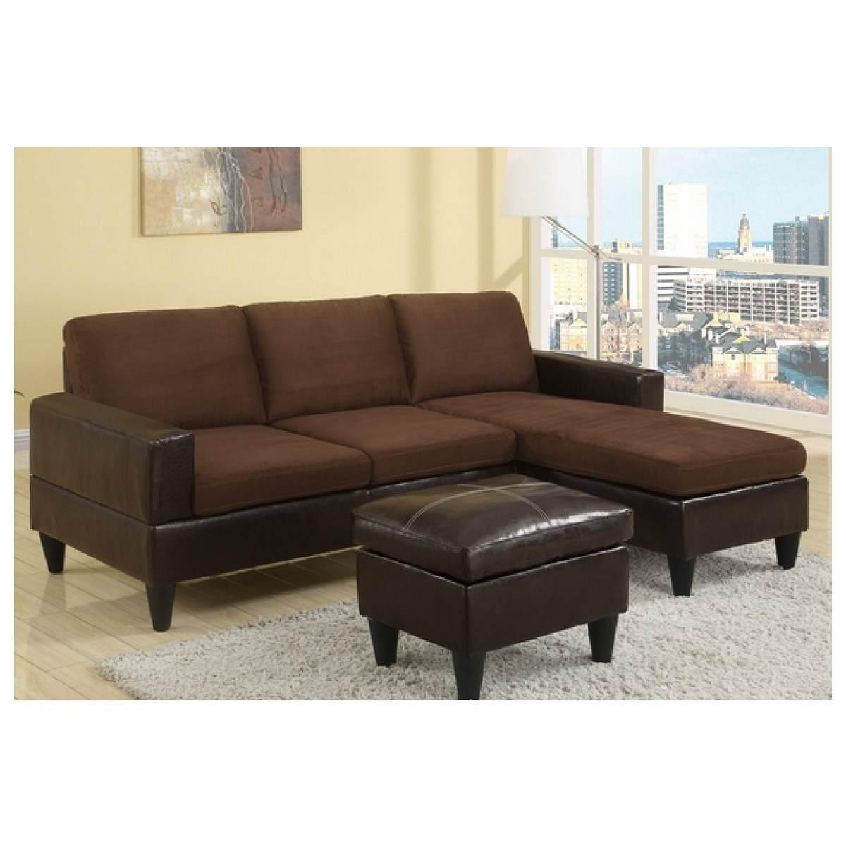 Apartment Size Sectional Sofa With Chaise Inside Condo Size Sofas (Image 3 of 20)