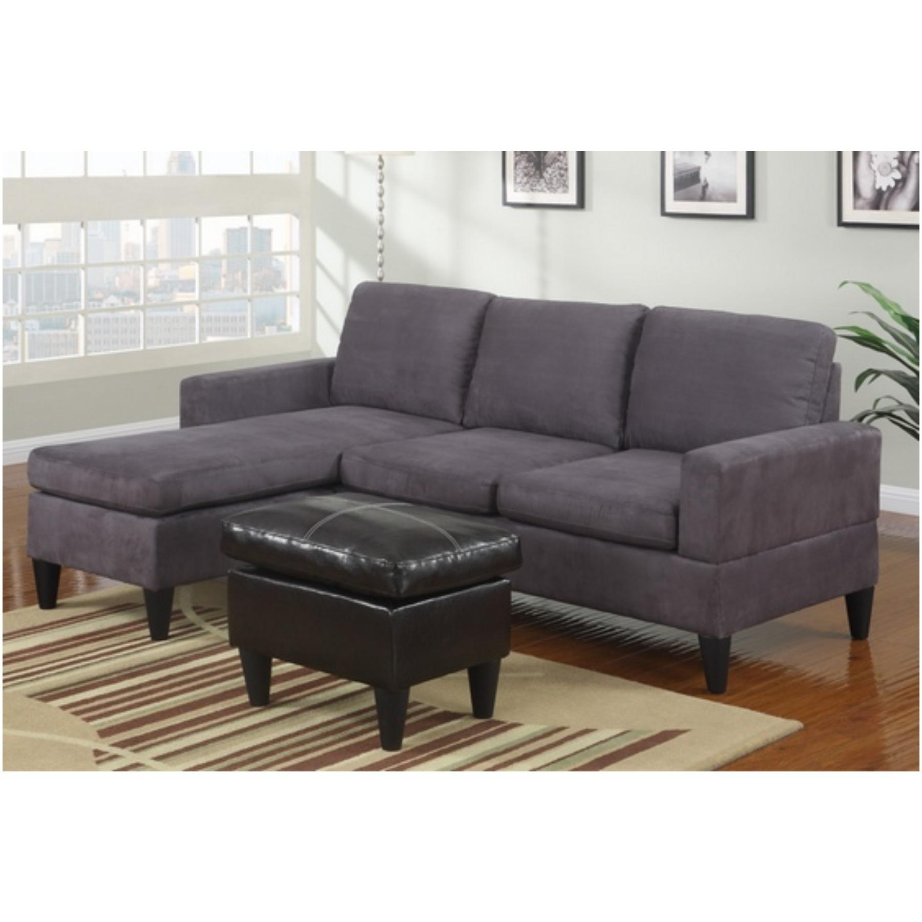 15 choices of apartment sectional sofa with chaise sofa for Apartment size chaise lounge