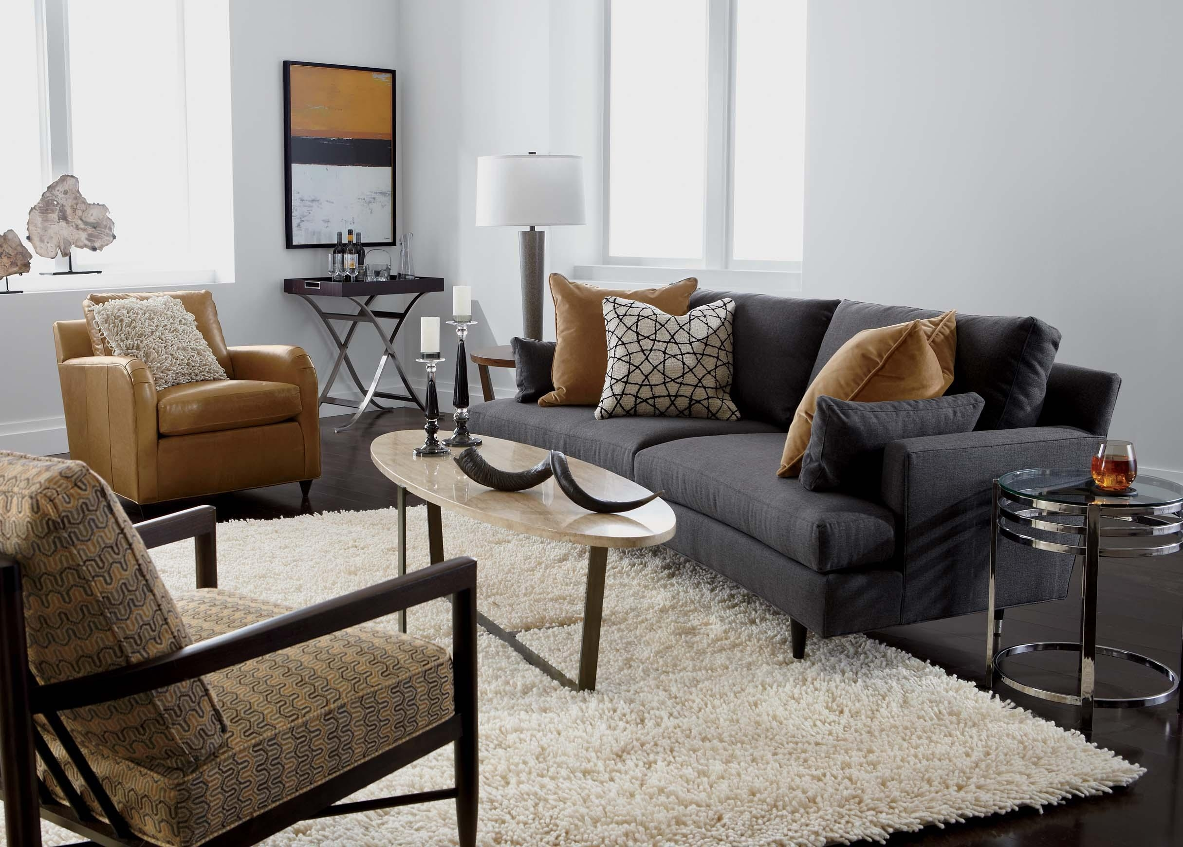 Apollo Living Room | Ethan Allen Regarding Ethan Allen Sofas And Chairs (Image 1 of 20)