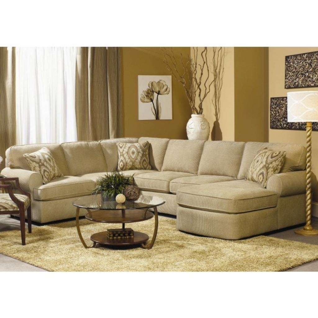 Appealing And Great Craftmaster Sectional Sofa Meant For Home Inside Craftmaster Sectional (View 3 of 15)