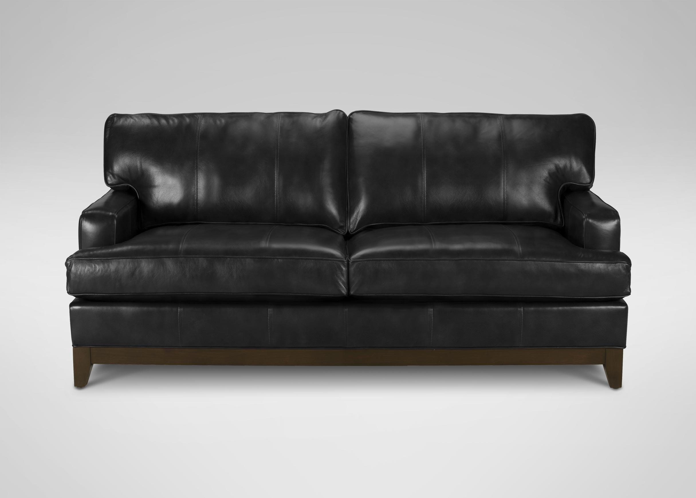 Arcata Sofa – Ethan Allen Throughout Ethan Allen Chesterfield Sofas (Image 1 of 20)