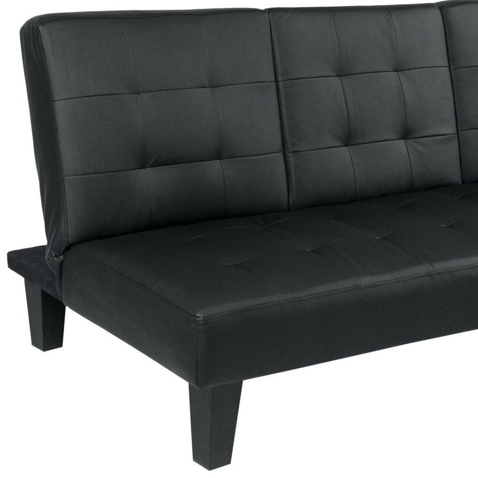 Arhaus Leather Sofa Faux Futon Bed Fold Up Couch Recliner Lounger In Arhaus Leather Sofas (Image 10 of 20)