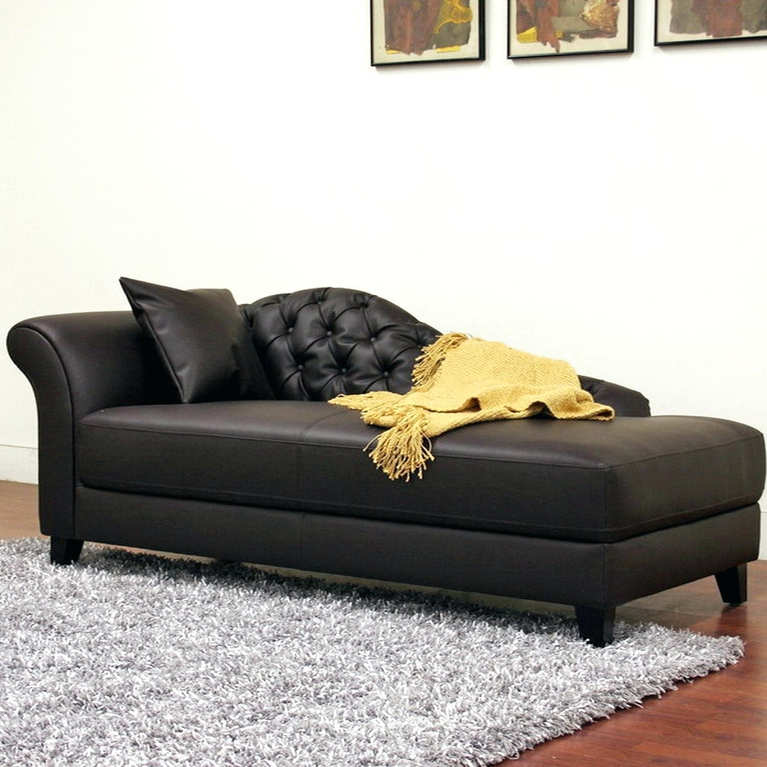 Arhaus Leather Sofa Living Room Black Chaise Lounge With Curving Throughout Arhaus Leather Sofas (Image 11 of 20)