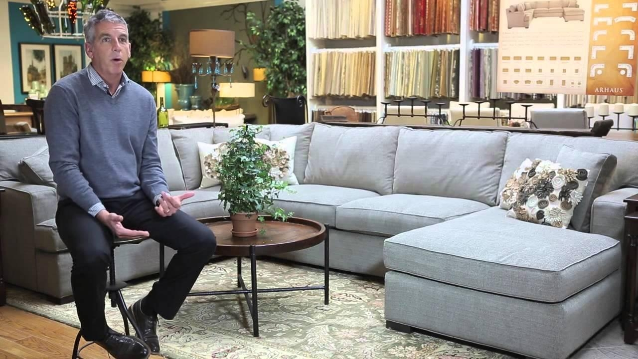 Arhaus | Upholstery | Dune Sectional – Youtube With Arhaus Leather Sofas (Image 2 of 20)