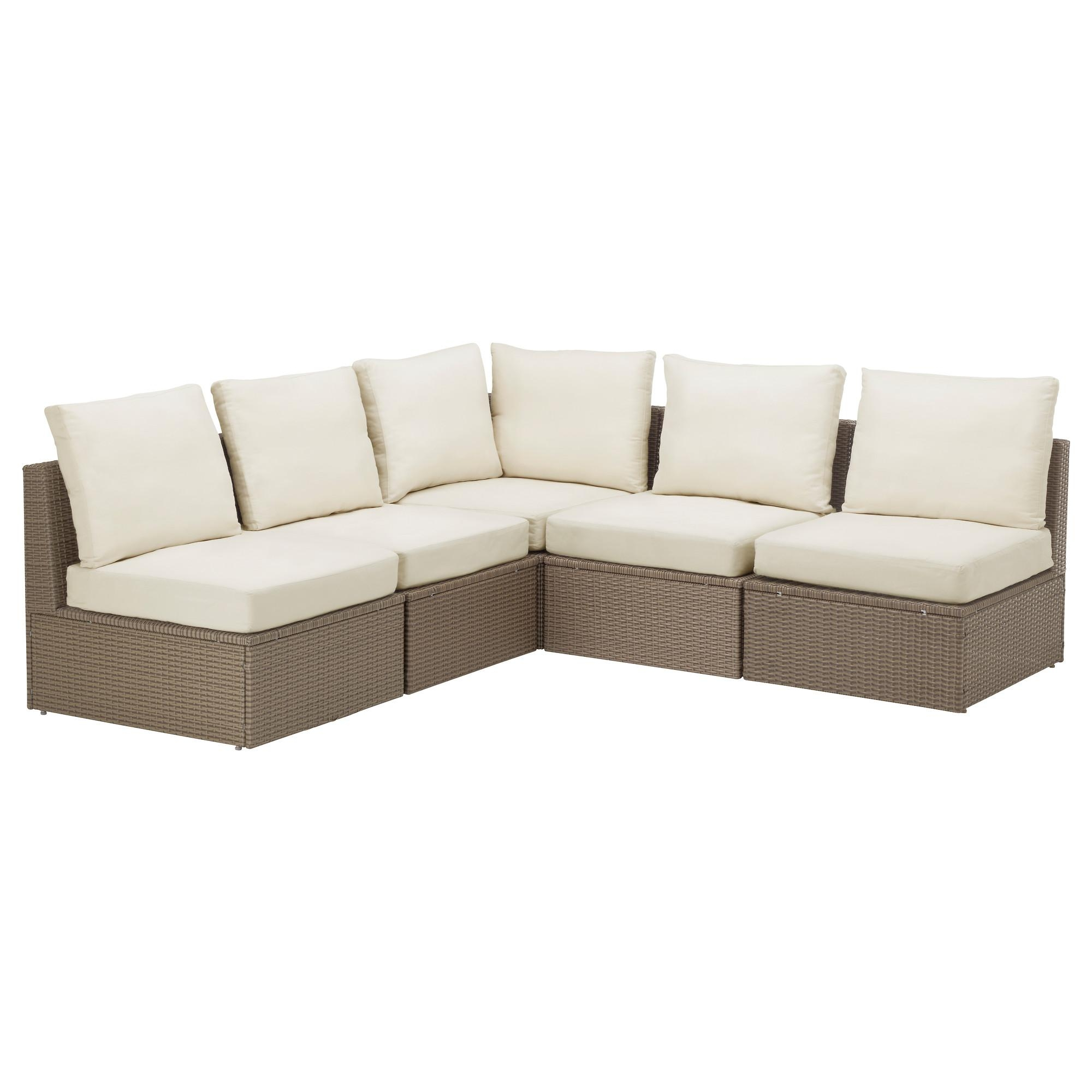 Arholma 5 Seat Sectional, Outdoor – Ikea In Furniture Sectionals Ikea (Image 1 of 15)