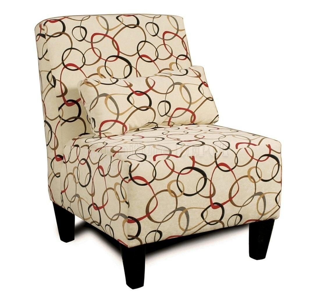 Armless Chair Slipcover.armless Accent Chair Slipcover (View 16 of 20)