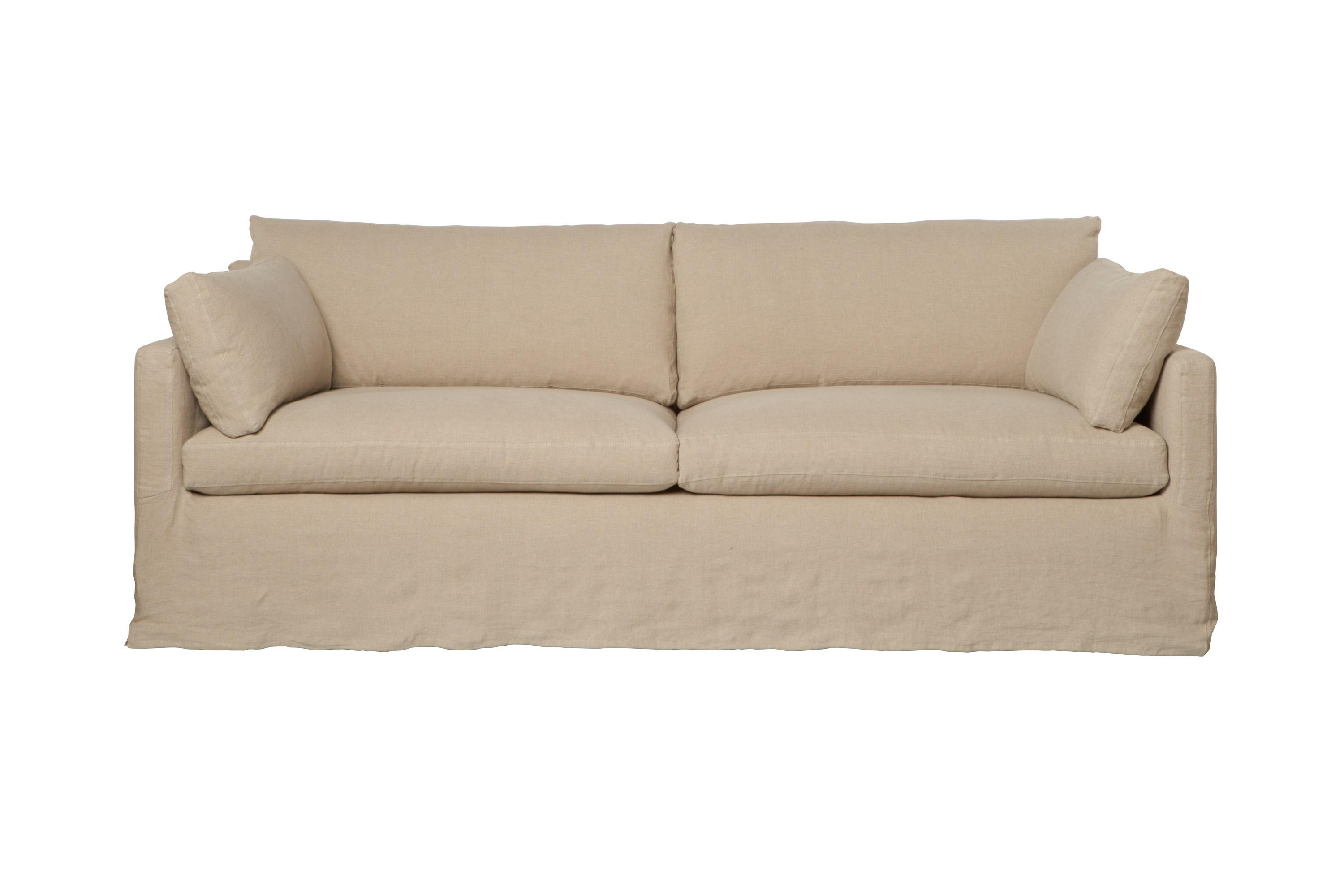Armless Sofa Slipcover With Inspiration Picture 15747 | Kengire For Armless Sofa Slipcovers (Image 5 of 20)
