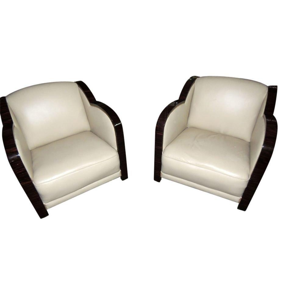 Art Deco Furniture For Sale | Seating Items | Art Deco Collection Intended For Art Deco Sofa And Chairs (Image 3 of 20)