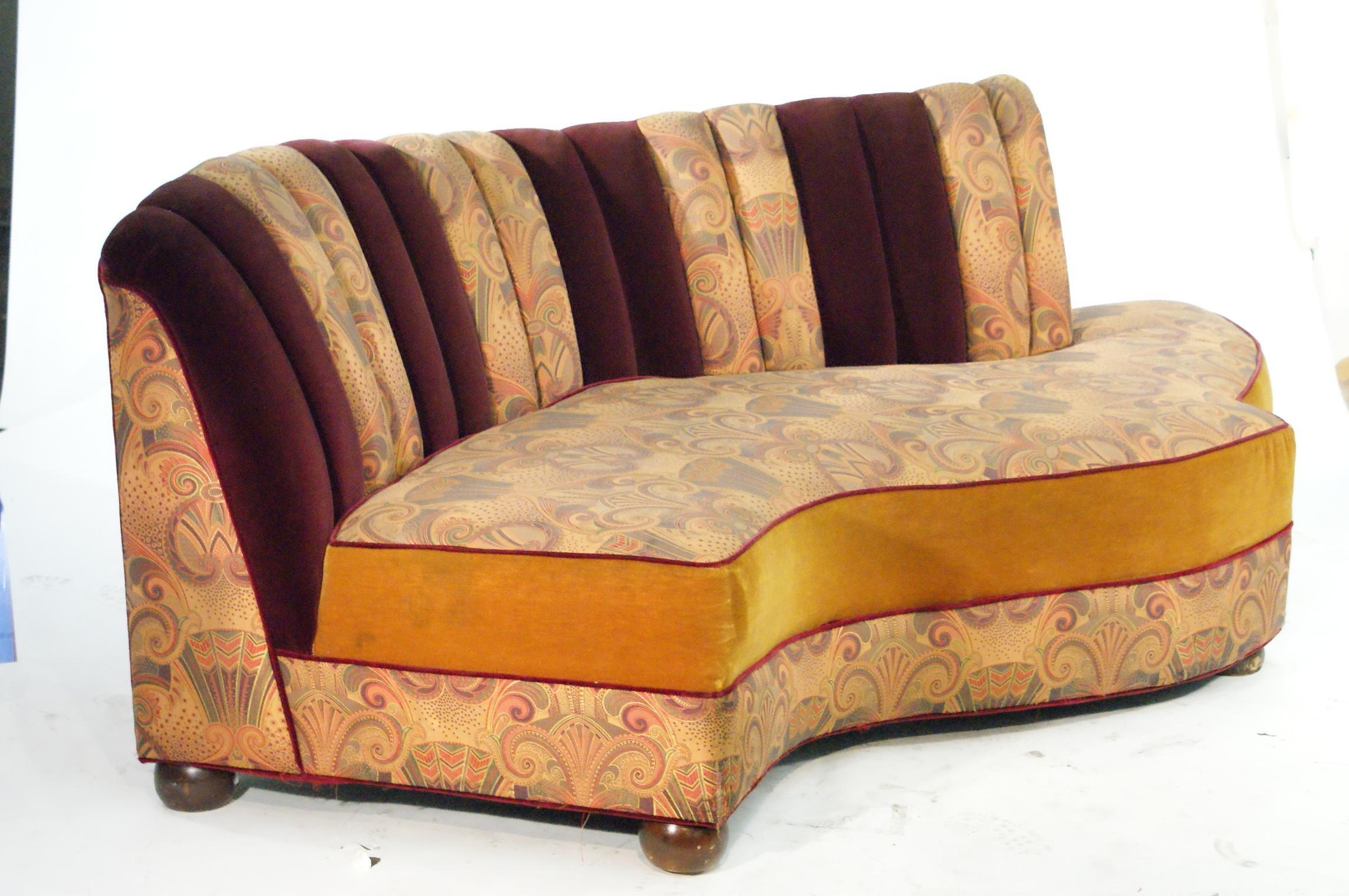 Art Deco Furniture Style With Regard To Art Deco Sofa And Chairs (View 7 of 20)