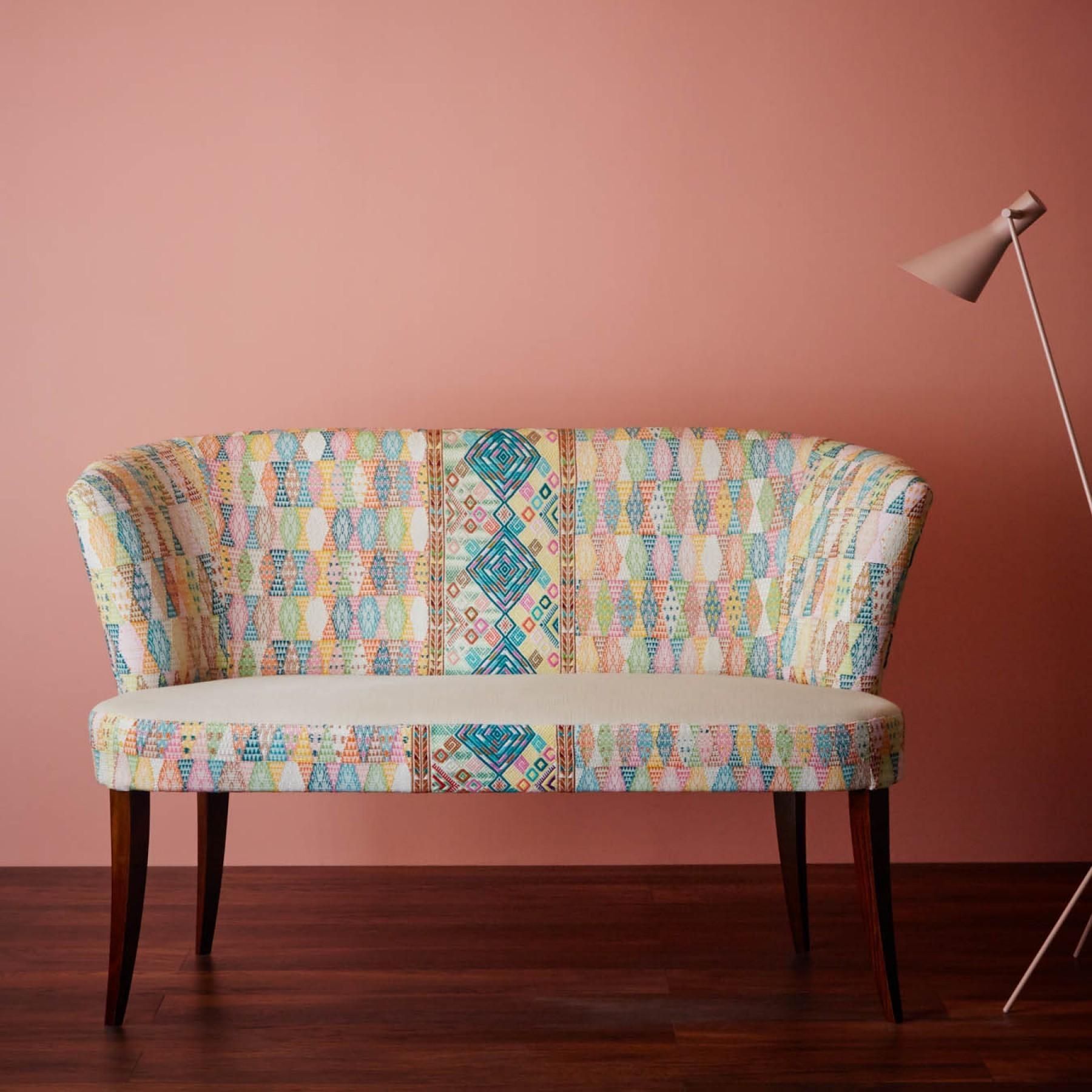 Ashbourne Sofa – Motagua & Mayula Brocade – Furniture & Lighting For Brocade Sofas (Image 11 of 20)