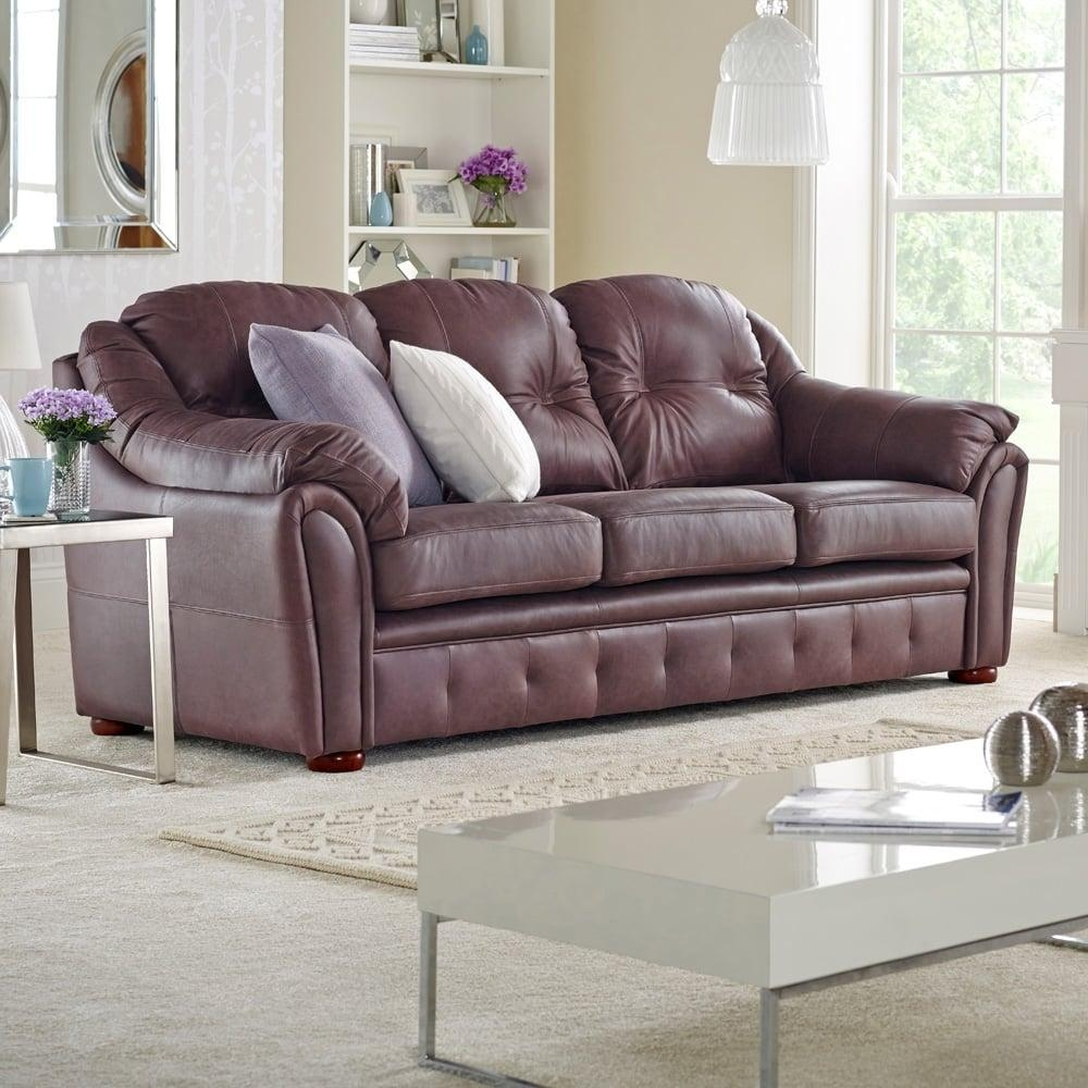 Ashford 2 Seater Sofa – From Sofassaxon Uk Pertaining To Ashford Sofas (Image 3 of 20)