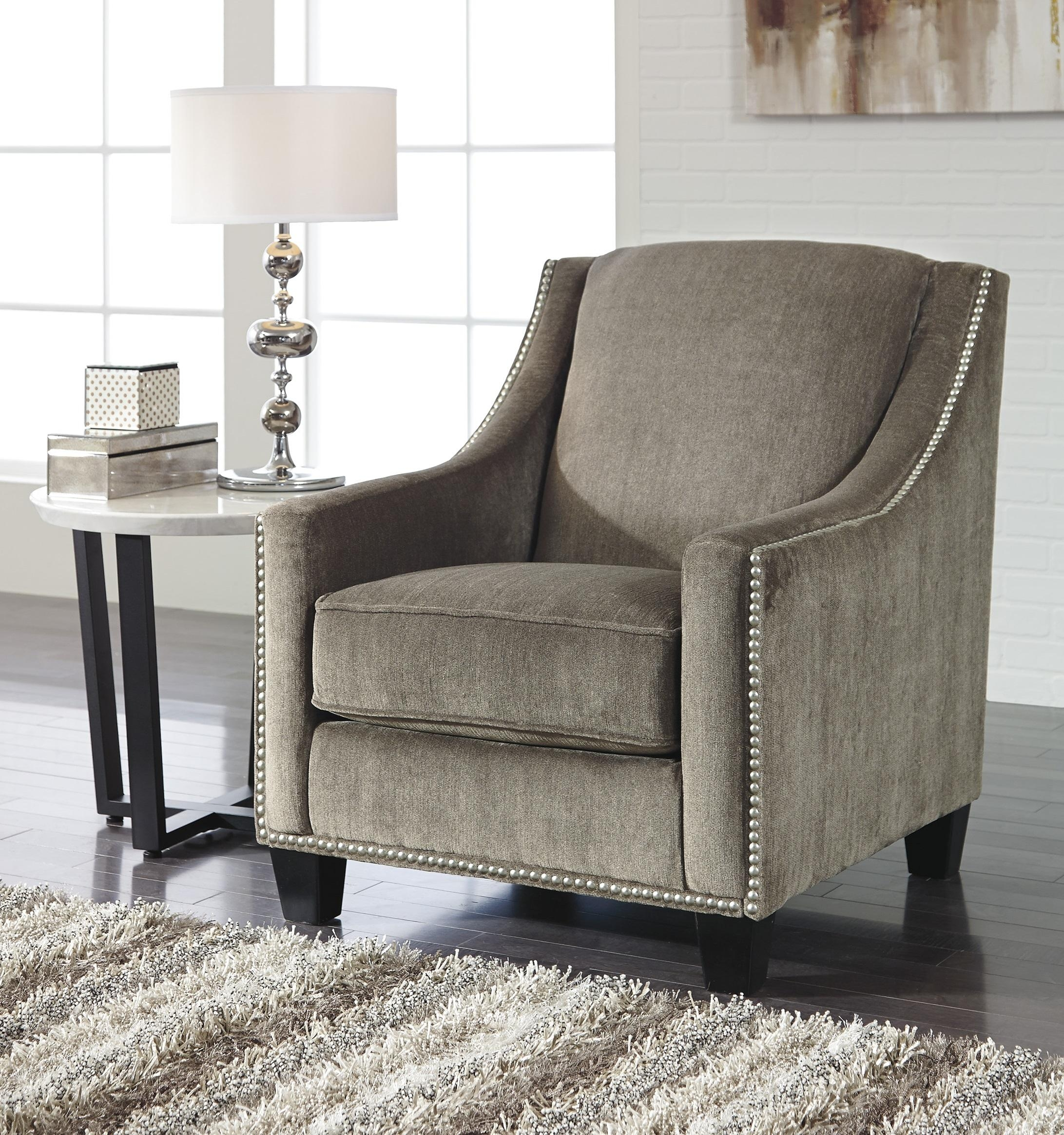 Ashley Furniture Accent Chairs – Helpformycredit Throughout Accent Sofa Chairs (Image 3 of 20)
