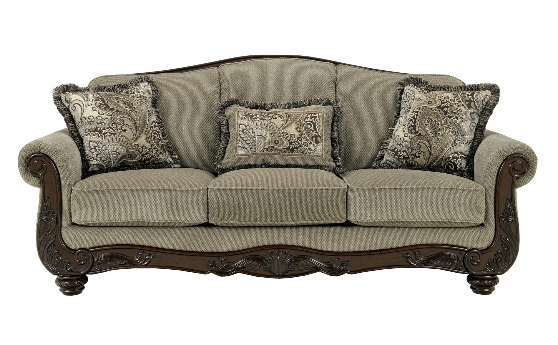 Ashley Furniture Bradington Truffle Sofa Pieratt S Appliances For With Bradington Truffle Sofas (Image 4 of 20)