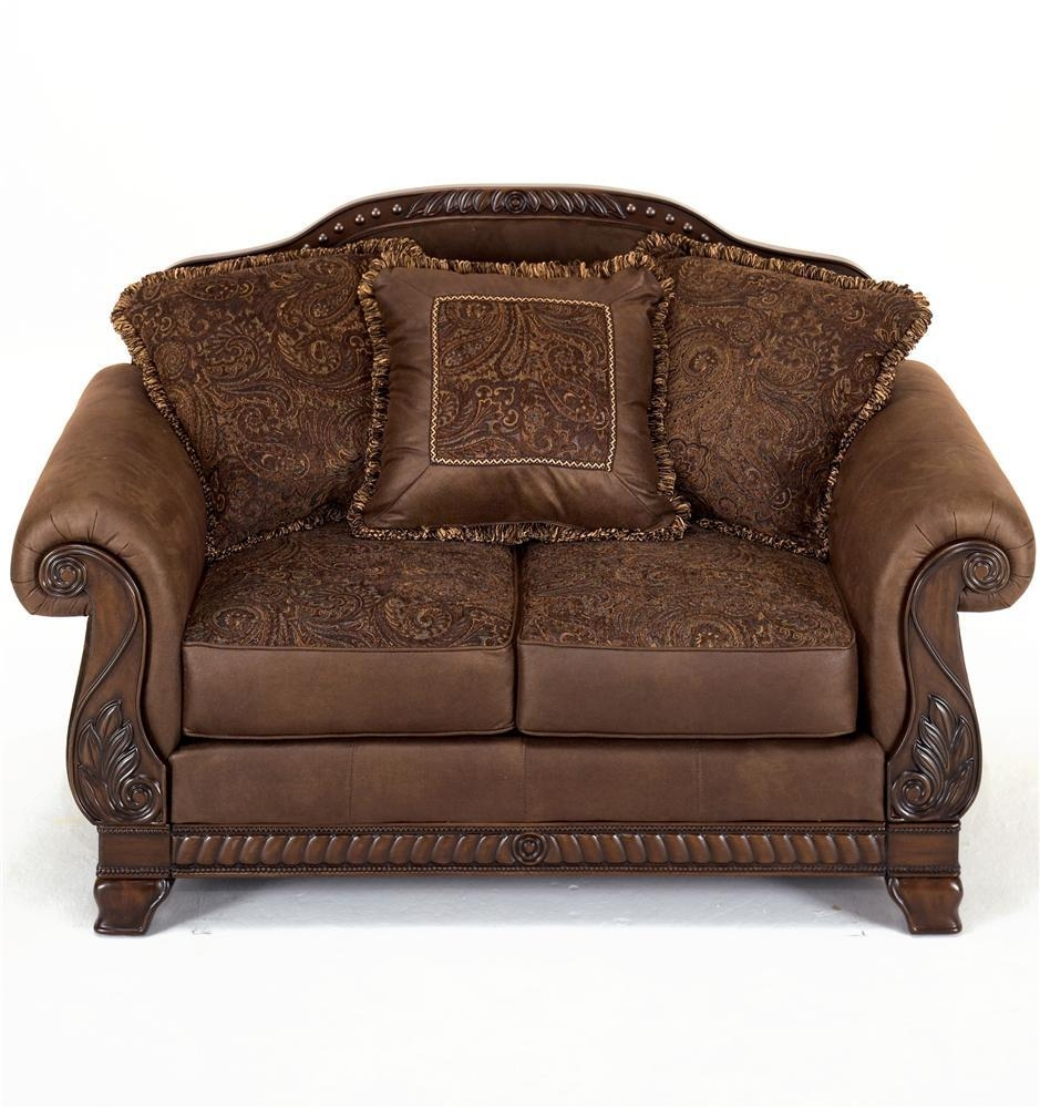 Ashley Furniture Bradington – Truffle Truffle Sofa – Ahfa – Sofa Intended For Bradington Truffle (Image 3 of 20)