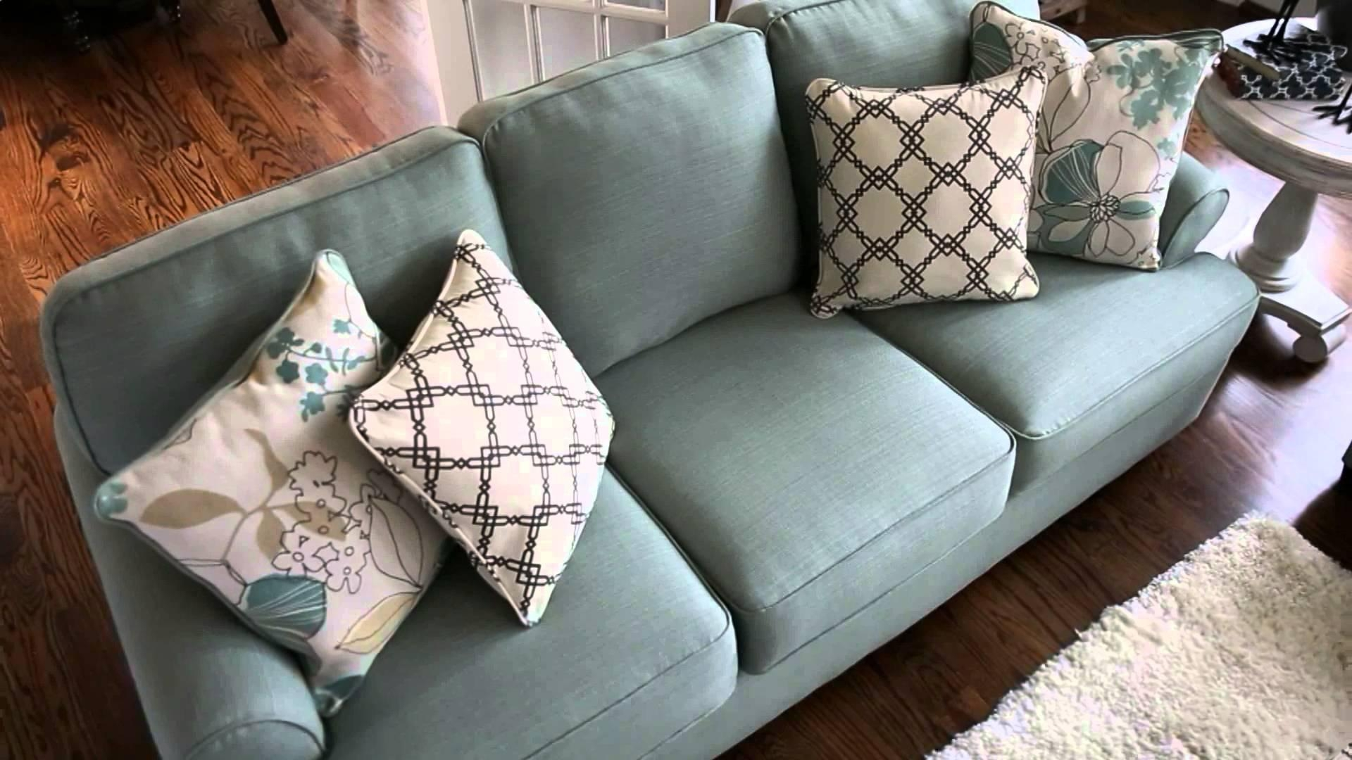 Ashley Furniture Homestore – Daystar Sofa – Youtube Regarding Seafoam Sofas (Image 1 of 20)