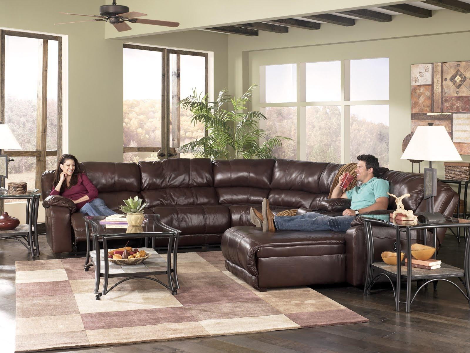 Ashley Furniture Leather Sectional Sofa 86 With Ashley Furniture Pertaining To Ashley Corduroy Sectional Sofas (Image 1 of 20)