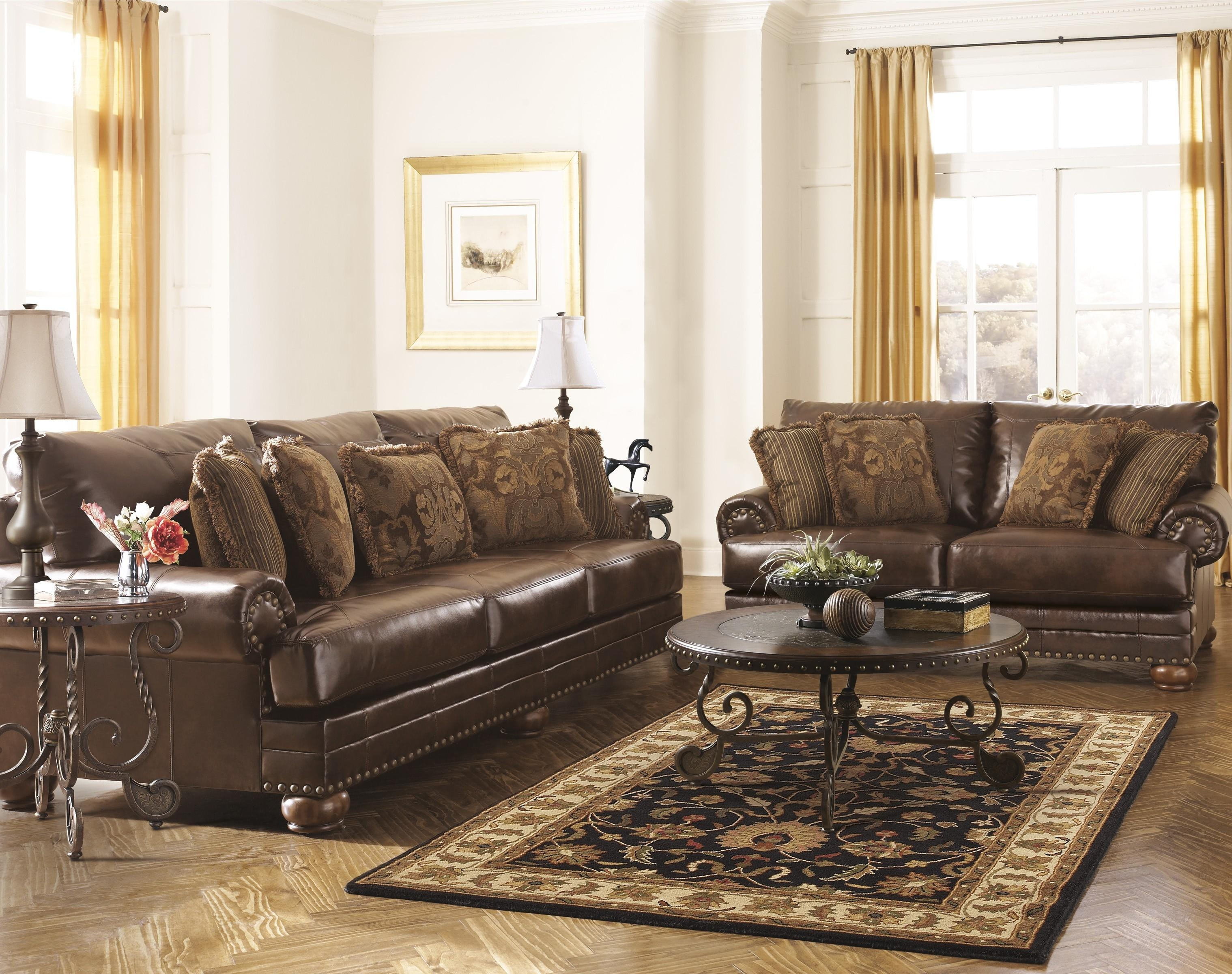 Ashley Furniture Sectional Couches (Image 2 of 20)