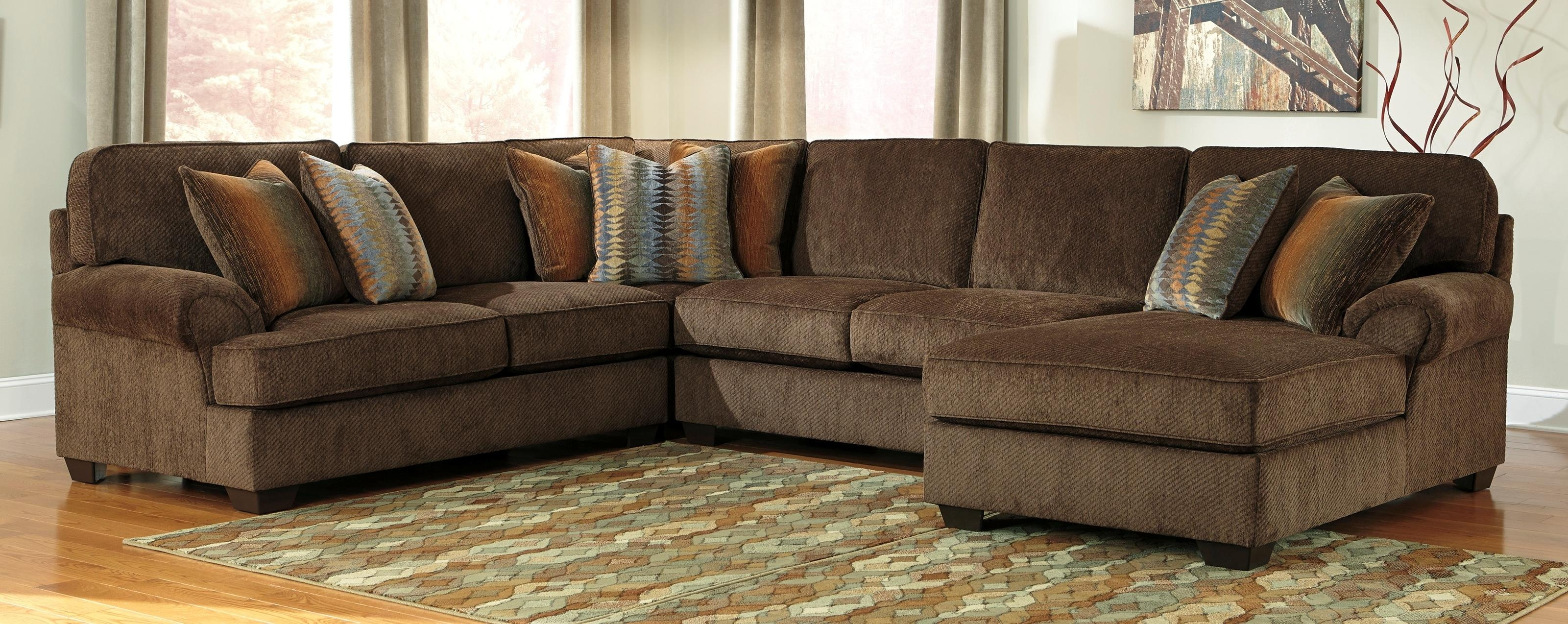 Ashley Furniture Sectional Sofa Bed (Image 3 of 15)