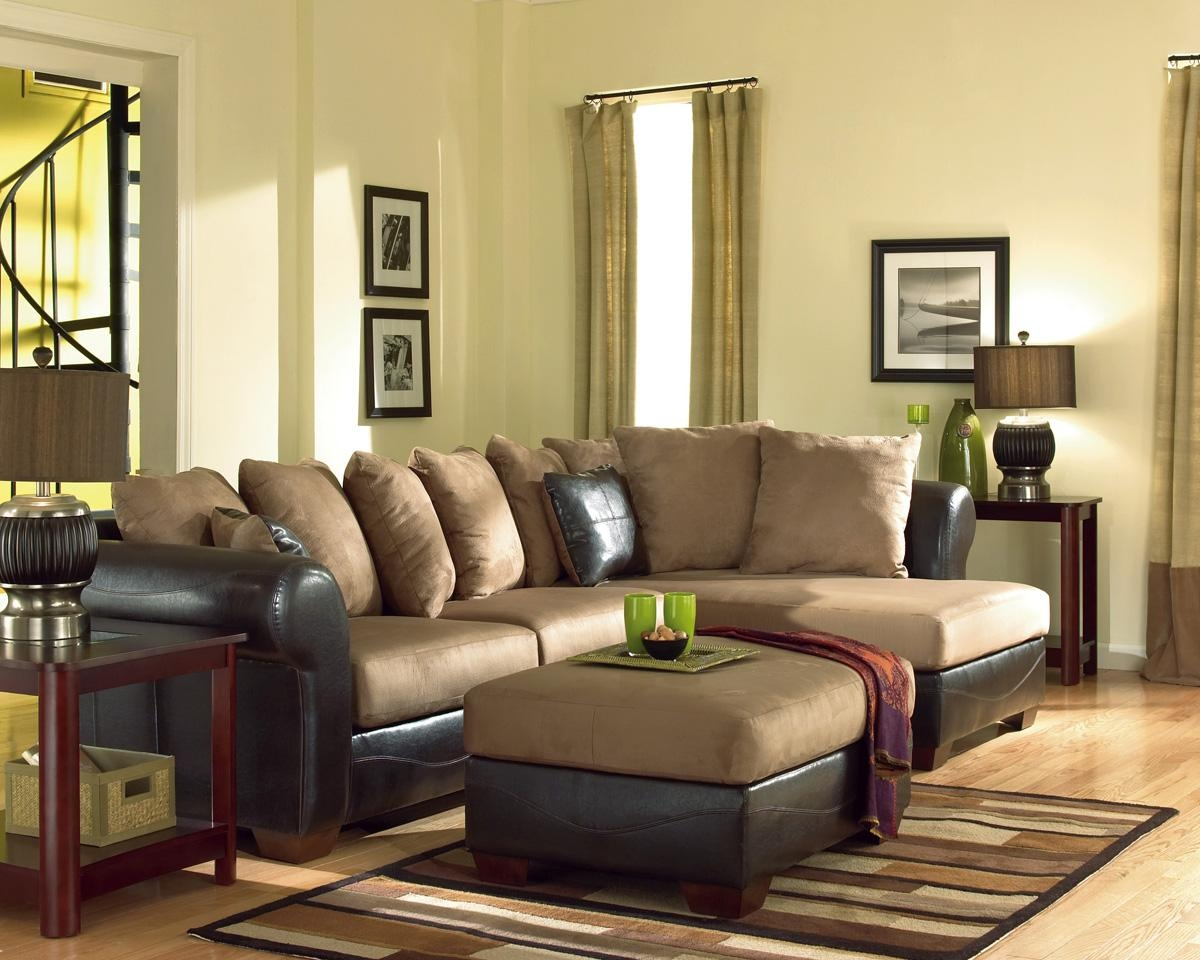 Ashley Furniture Sectional Sofas – Helpformycredit Inside Ashley Furniture Brown Corduroy Sectional Sofas (View 14 of 20)