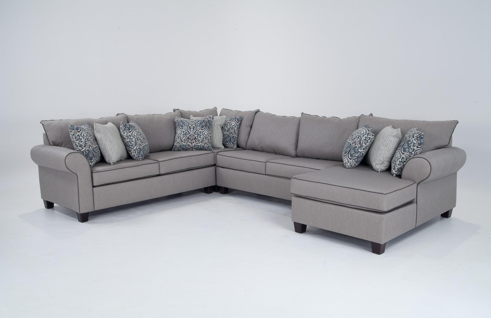 Ashton Sectional | Living Room Collections | Living Room | Bob's Inside Media Room Sectional (Photo 17 of 20)
