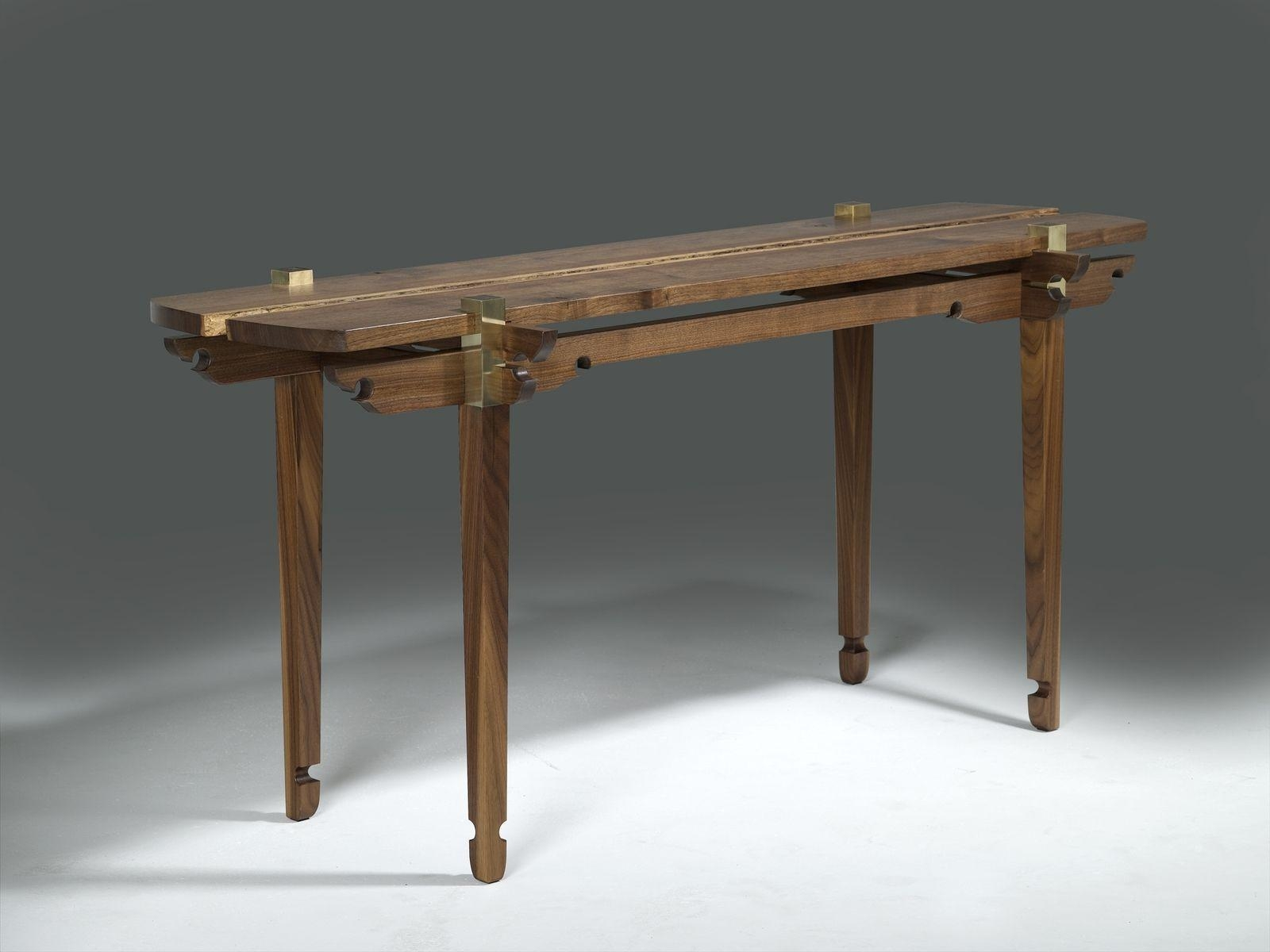 Asian Console Tables | Oriental Sofa Tables | Custommade Regarding Asian Sofa Tables (Image 4 of 20)
