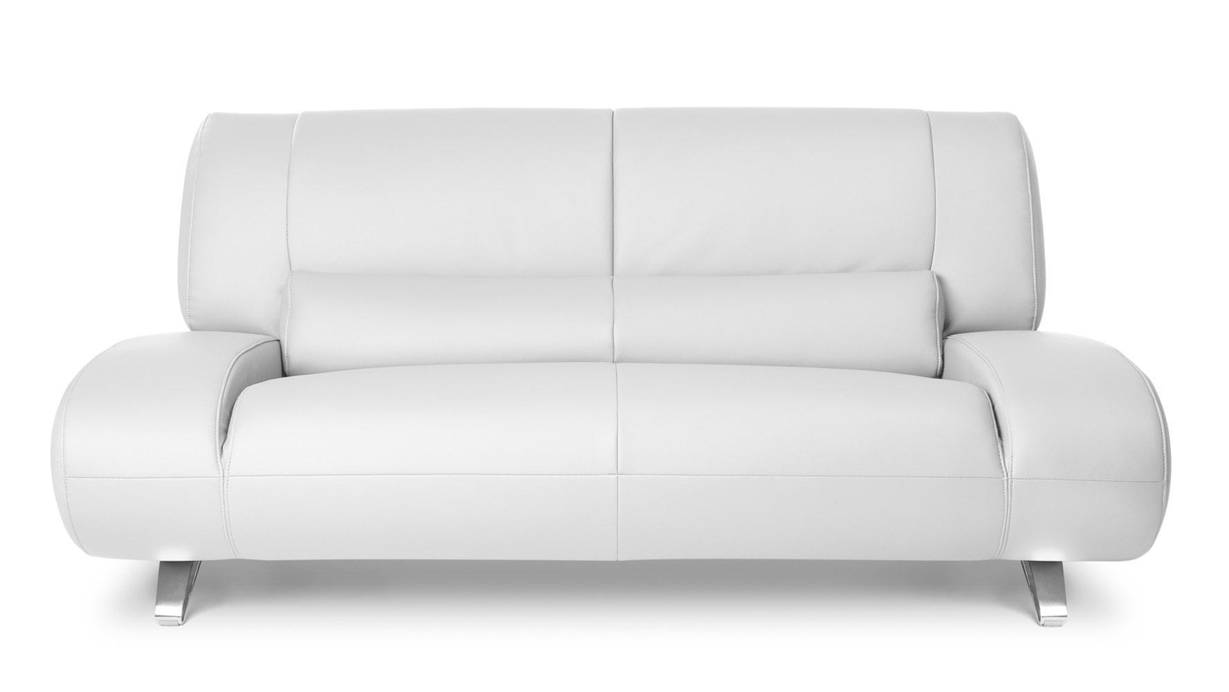 Aspen 2 Seater | Zuri Furniture With Aspen Leather Sofas (Image 1 of 20)