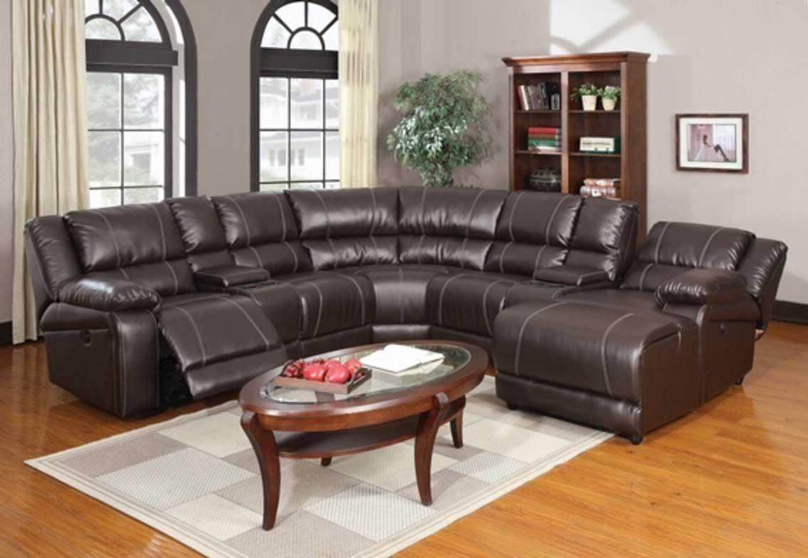 Astonishing Leather Motion Sectional Sofa 24 For Your Media Room Intended For Media Room Sectional Sofas (Image 1 of 20)