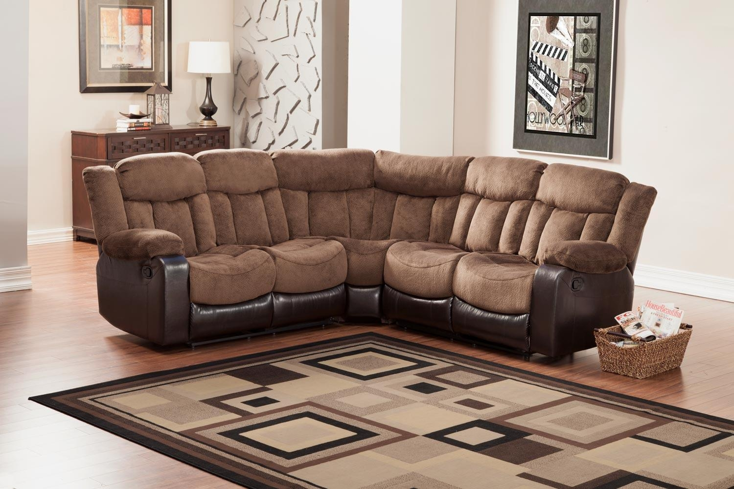 Astonishing Plush Sectional Sofas 80 For Your Sealy Posturepedic In Sealy Sofas (Image 1 of 20)
