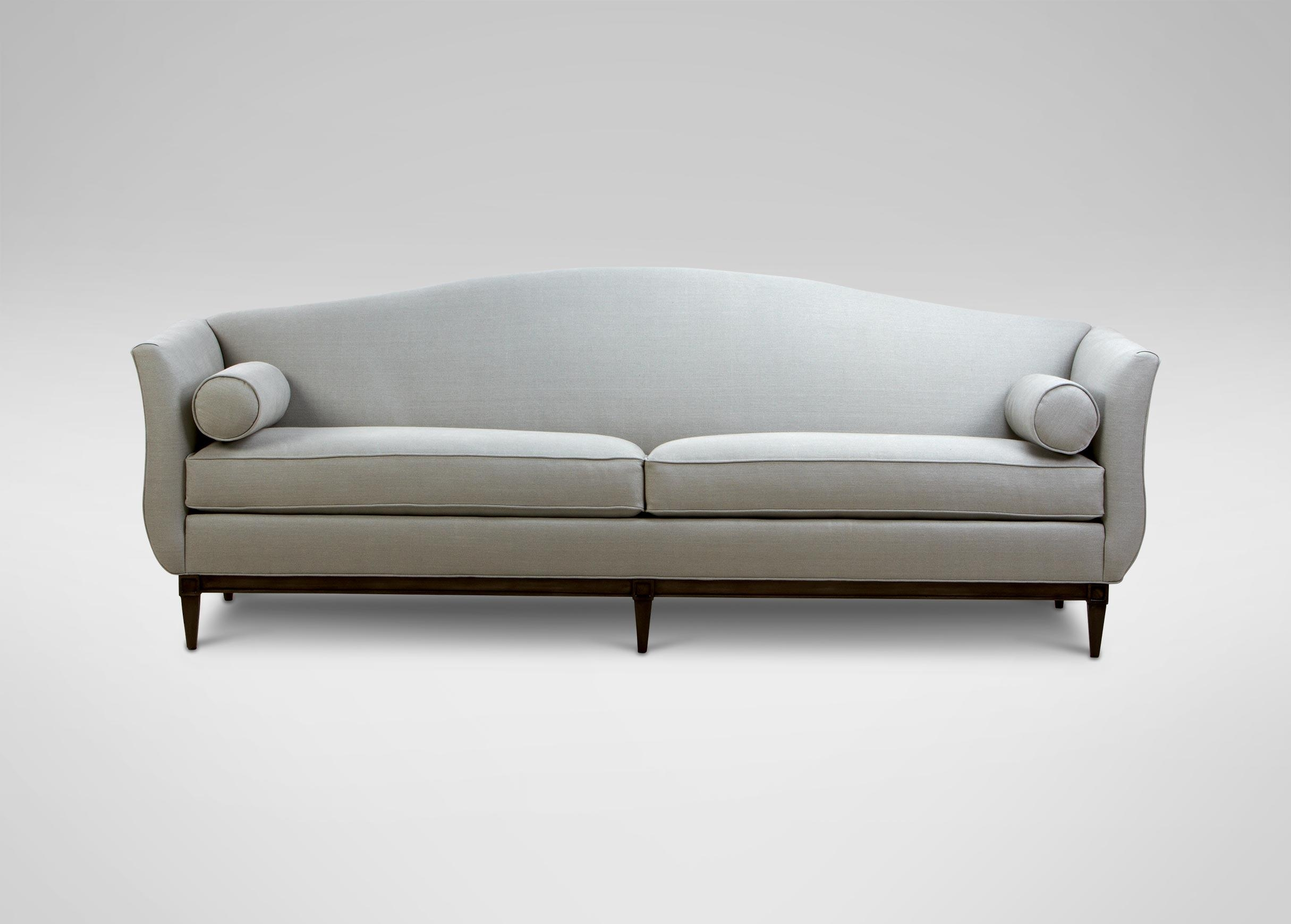 Audrey Sofa | Sofas & Loveseats Throughout Ethan Allen Sofas And Chairs (Image 4 of 20)