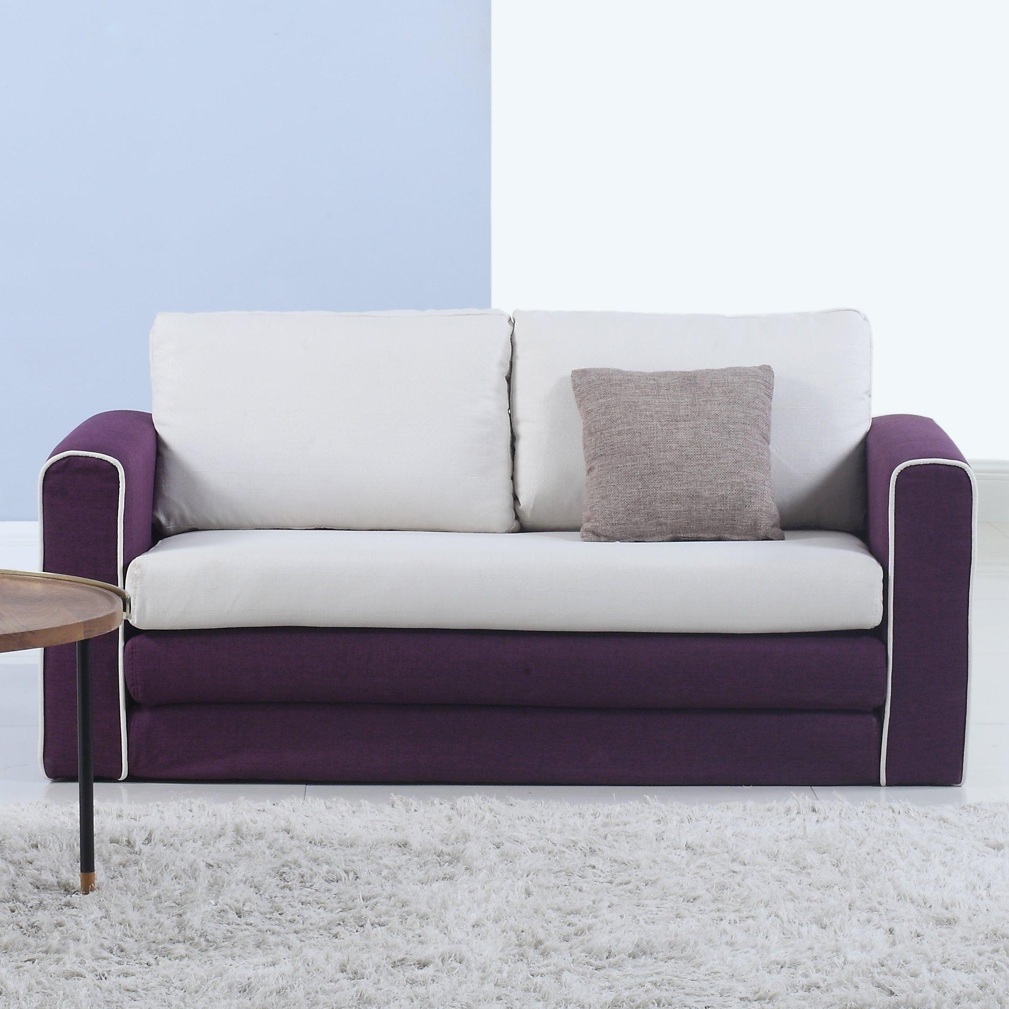 Ava Velvet Sleeper Sofa | Tehranmix Decoration Intended For Ava Tufted Sleeper Sofas (Image 2 of 20)