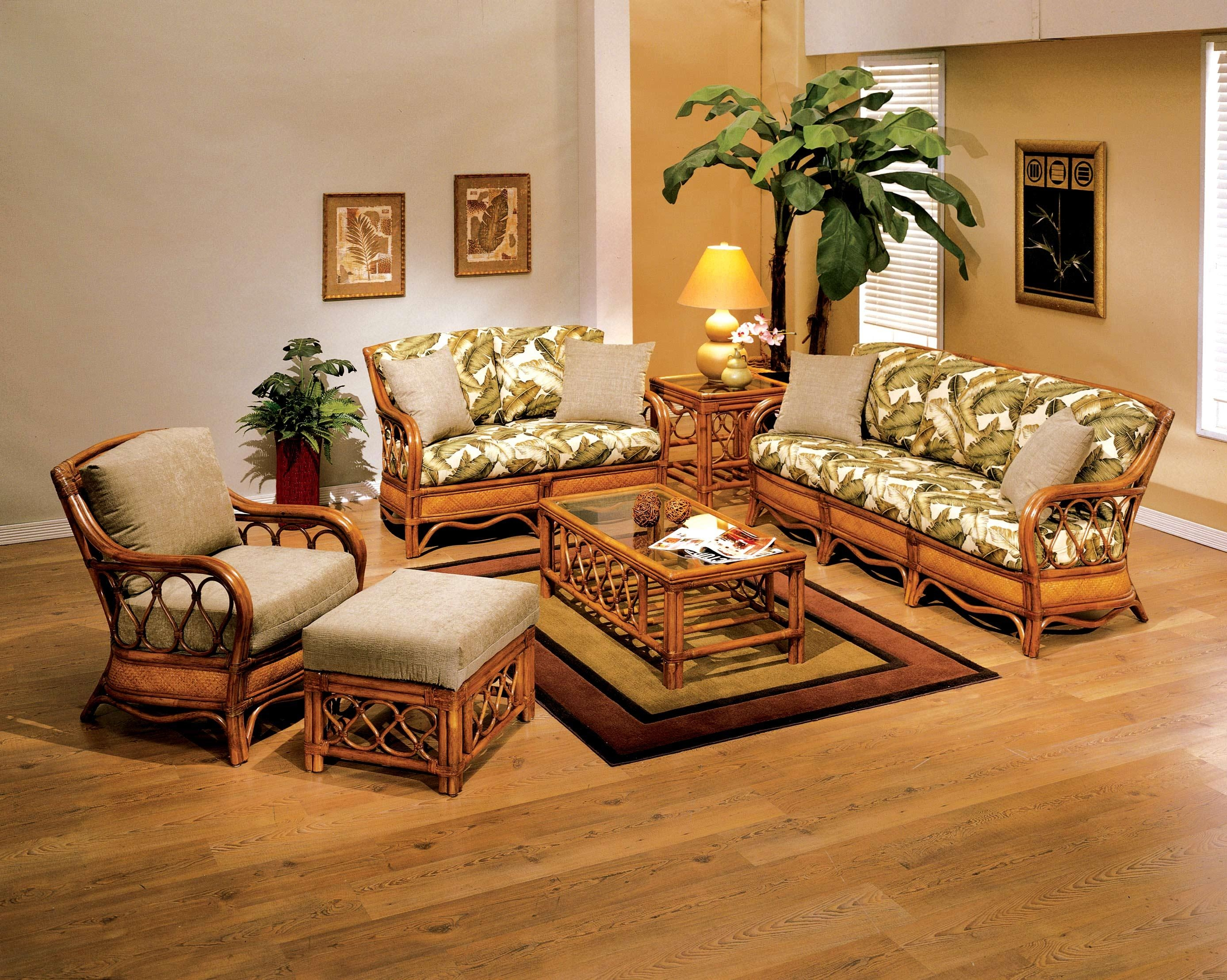 Awesome Bamboo Living Room Furniture Photos – Home Design Ideas For Bamboo Sofas (View 17 of 20)