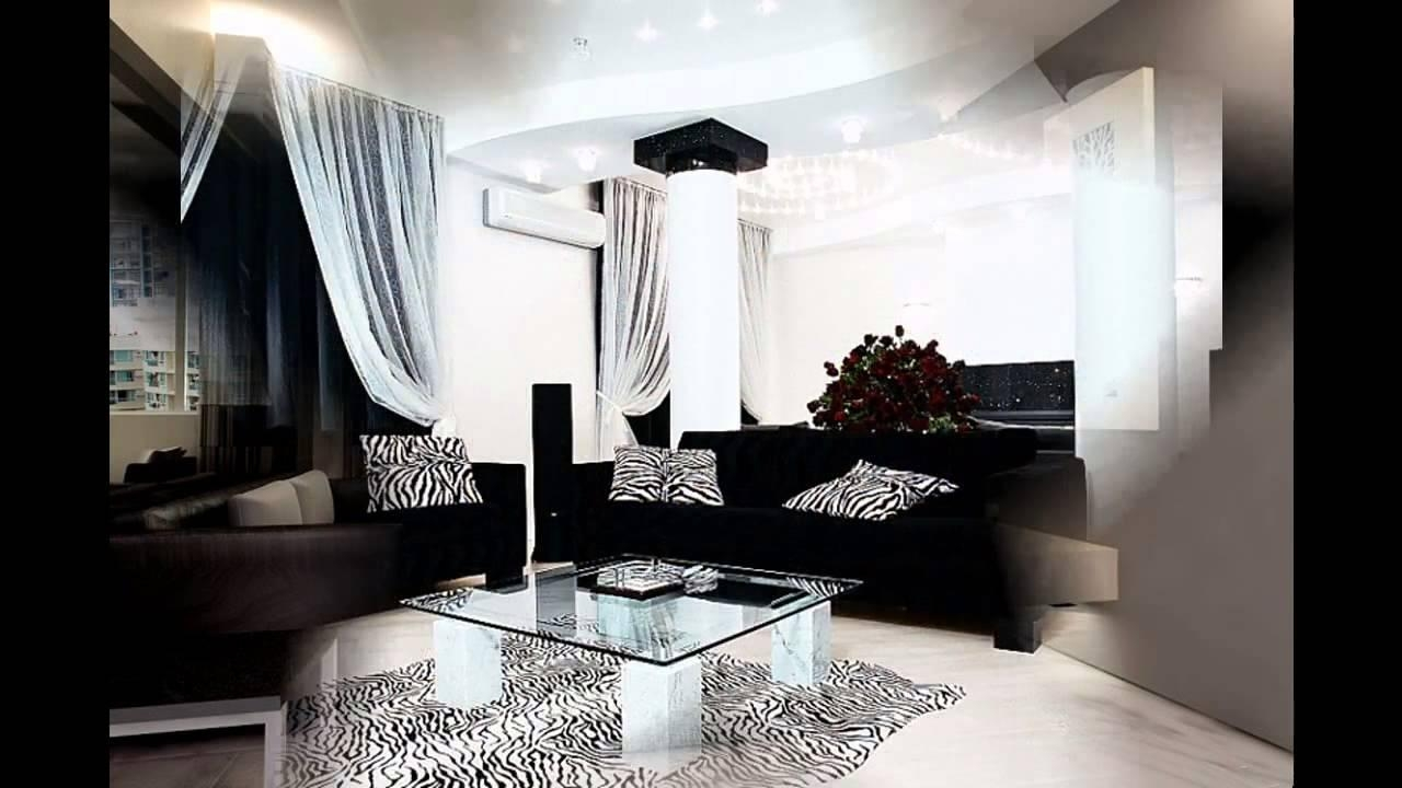 Awesome Black Sofa Living Room Ideas – Youtube Within Black Sofas For Living Room (Image 5 of 20)