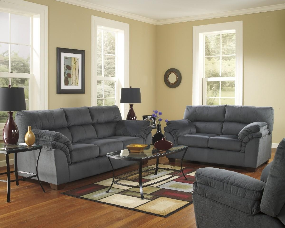 Awesome Gray Living Room Sets Contemporary – Room Design Ideas For Gray Sofas For Living Room (View 10 of 20)