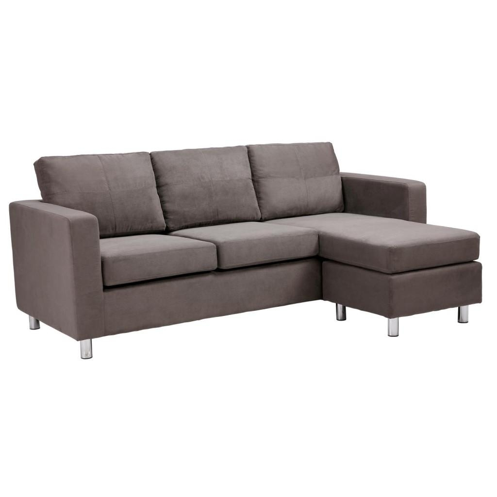 Awesome Modern Sofas For Small Spaces Furniture : Sofas For Small With Small Modern Sofas (View 14 of 20)