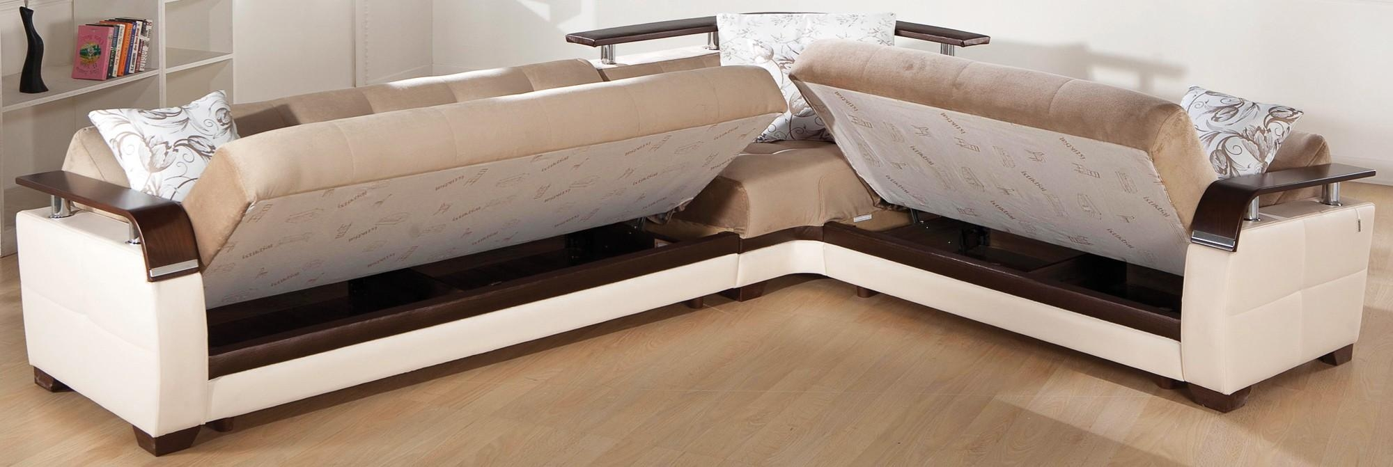 Awesome Sectional Sleeper Sofas Bed Ideas – Sectional Sleeper in Chenille Sleeper Sofas