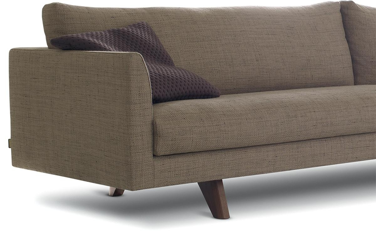 Axel 4 Seat Sofa – Hivemodern For Four Seat Sofas (View 20 of 20)