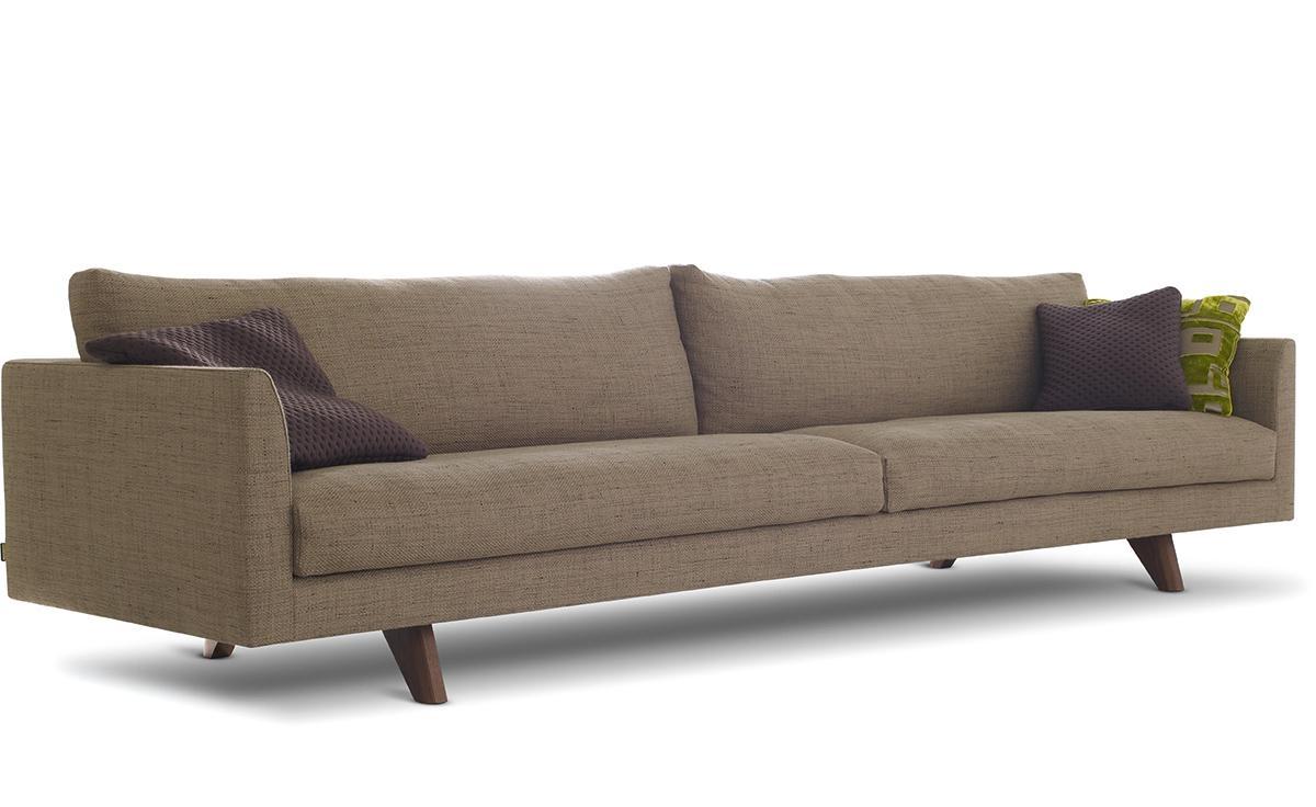 Axel 4 Seat Sofa – Hivemodern In Four Seat Sofas (Image 3 of 20)