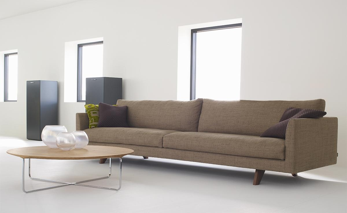 Axel 4 Seat Sofa – Hivemodern Intended For Four Seat Sofas (Image 4 of 20)