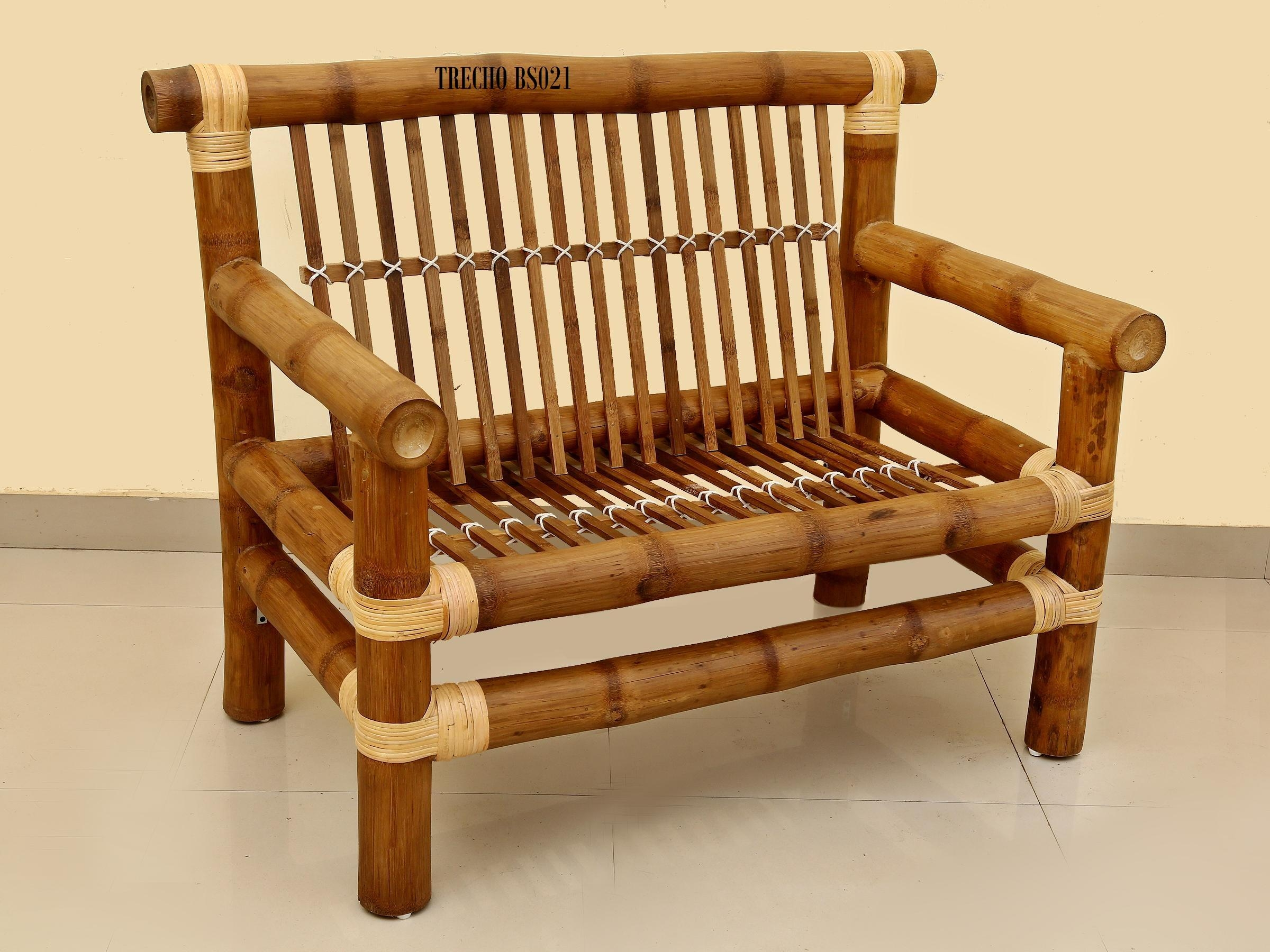 Bamboo Cane Furniture Buy Online India – Suppliers And Manufacturer Inside Bamboo Sofas (View 11 of 20)