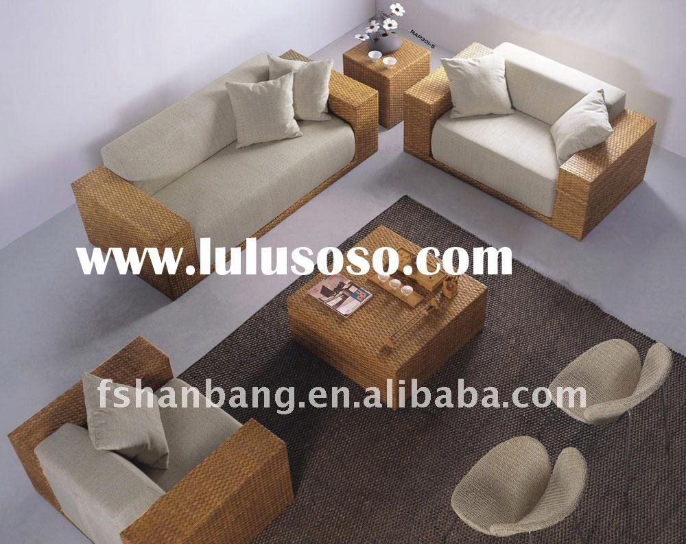 Bamboo Sofa Set With Design Gallery 21235 | Kengire Intended For Ken Sofa Sets (Image 4 of 20)